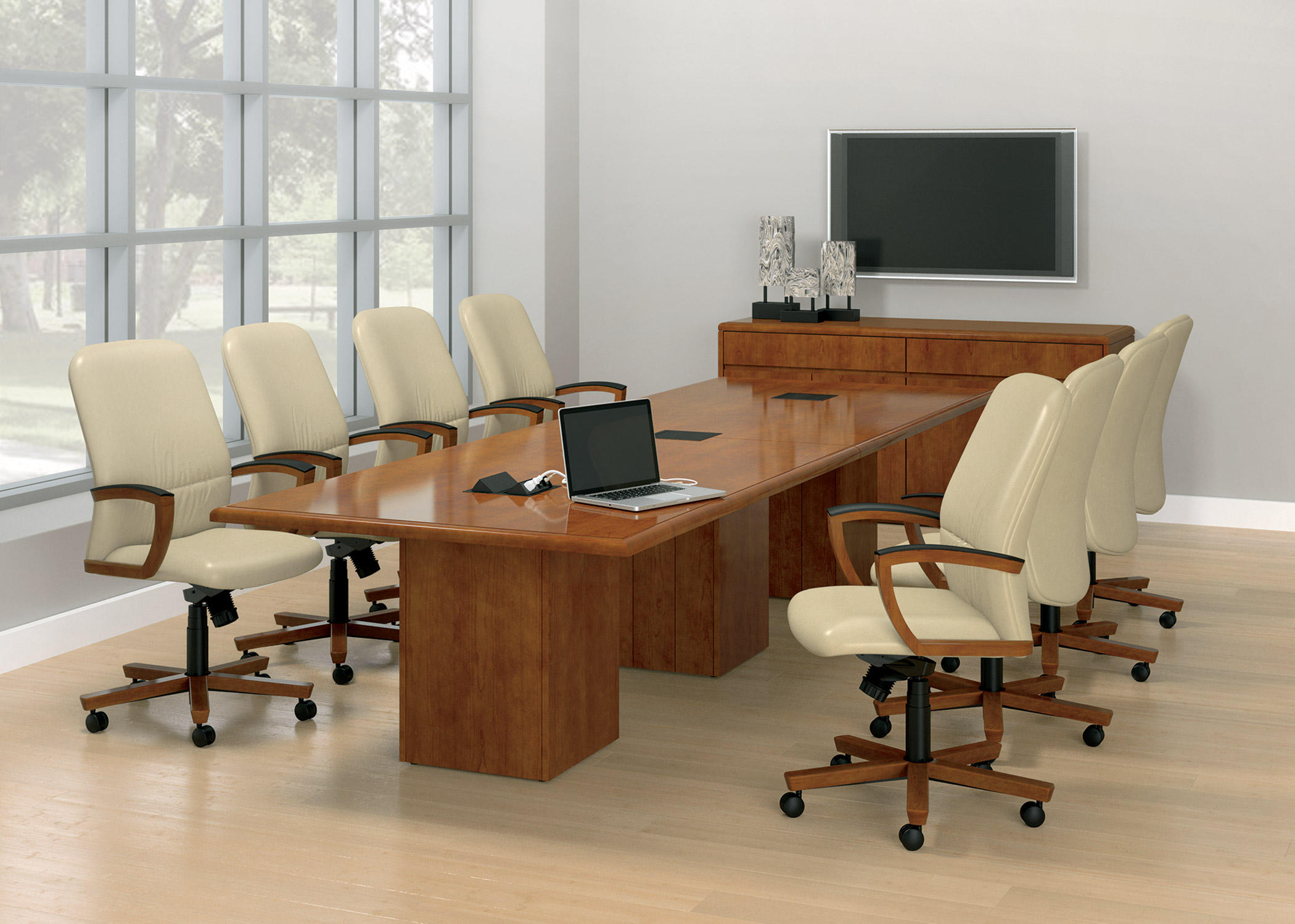 ARROWOOD TABLE Conference tables from National Office Furniture