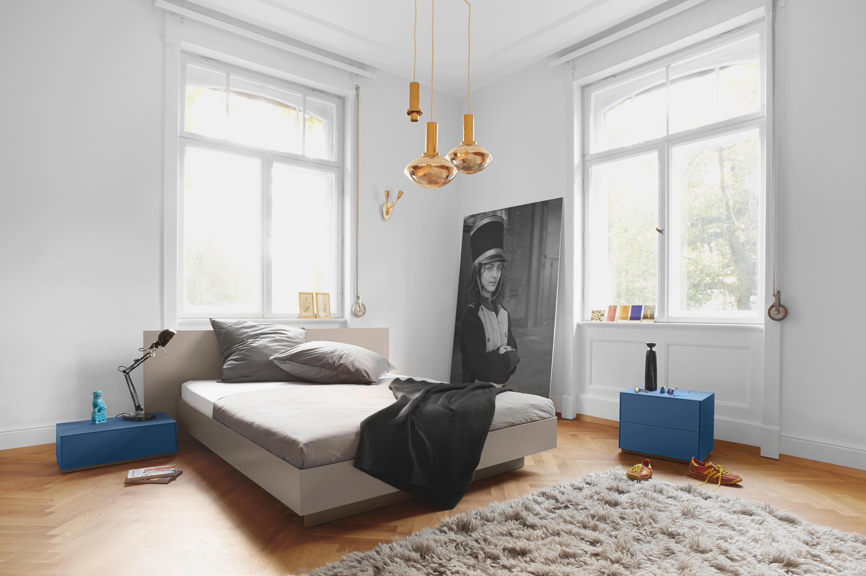 bett b3 doppelbetten von kettnaker architonic. Black Bedroom Furniture Sets. Home Design Ideas
