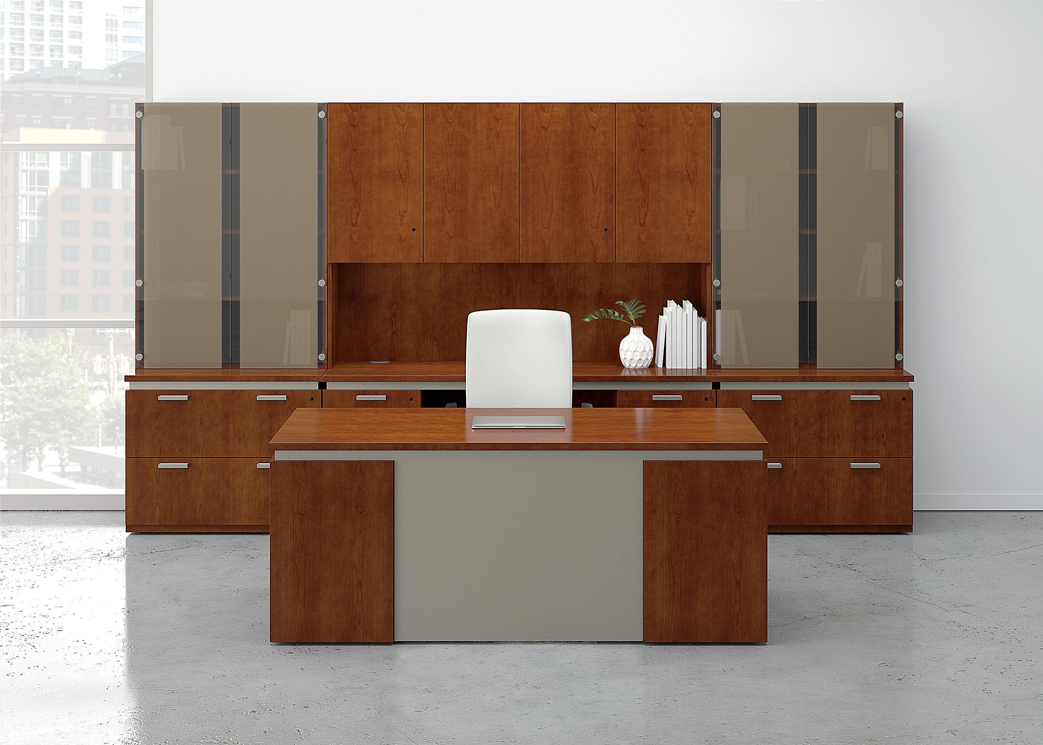Casbah Desk Schreibtische Von National Office Furniture Architonic