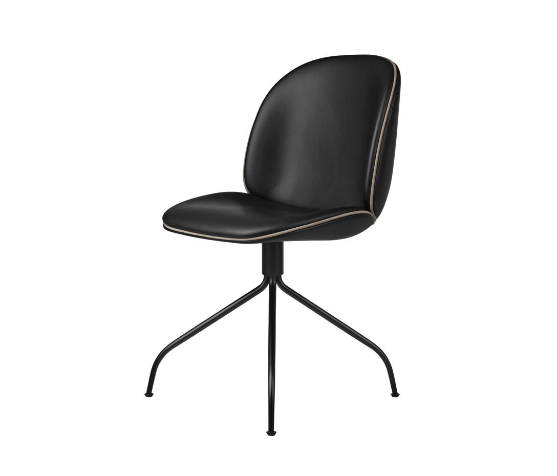 beetle chair swivel base chairs from gubi architonic. Black Bedroom Furniture Sets. Home Design Ideas