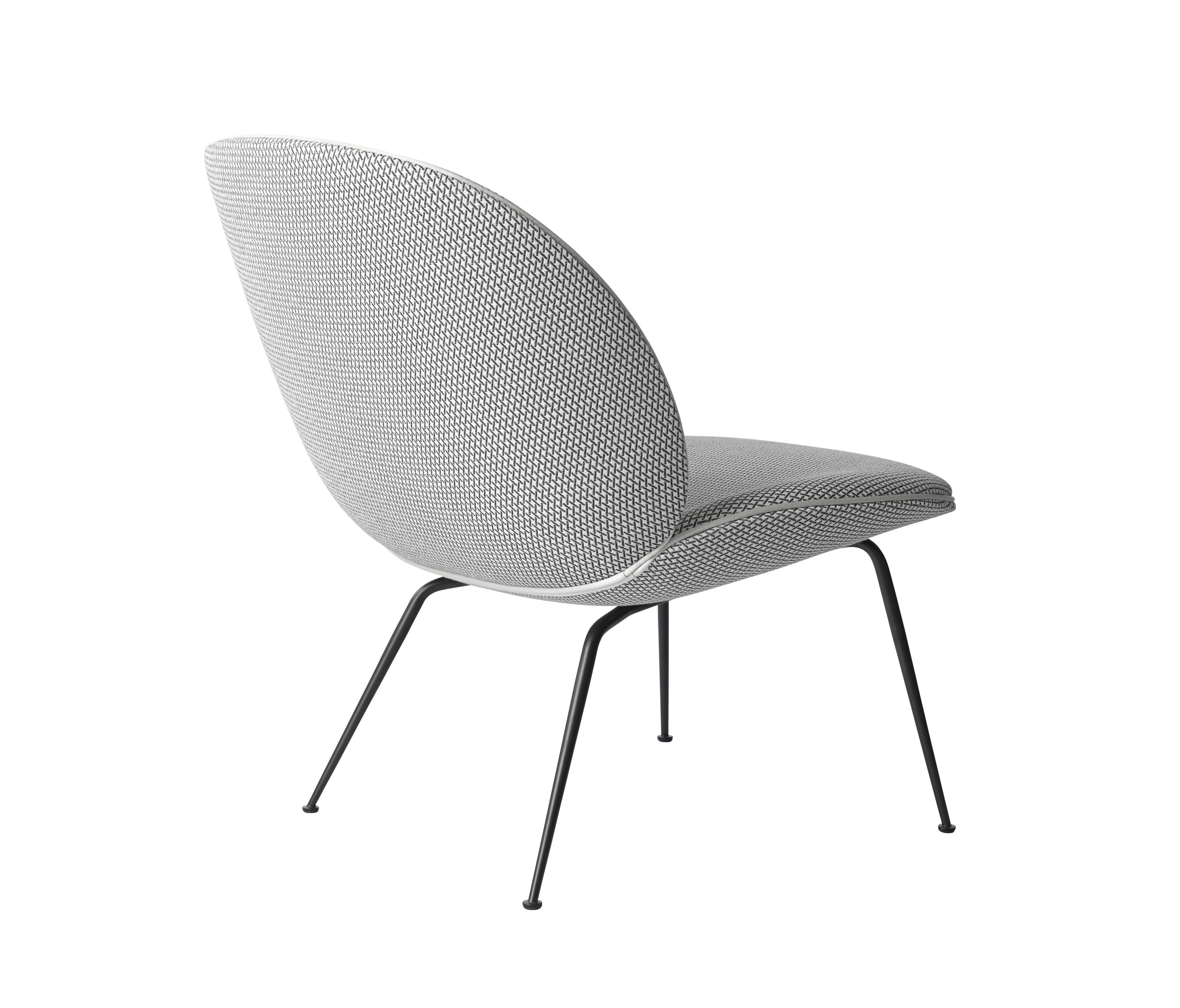 beetle lounge chair armchairs from gubi architonic. Black Bedroom Furniture Sets. Home Design Ideas