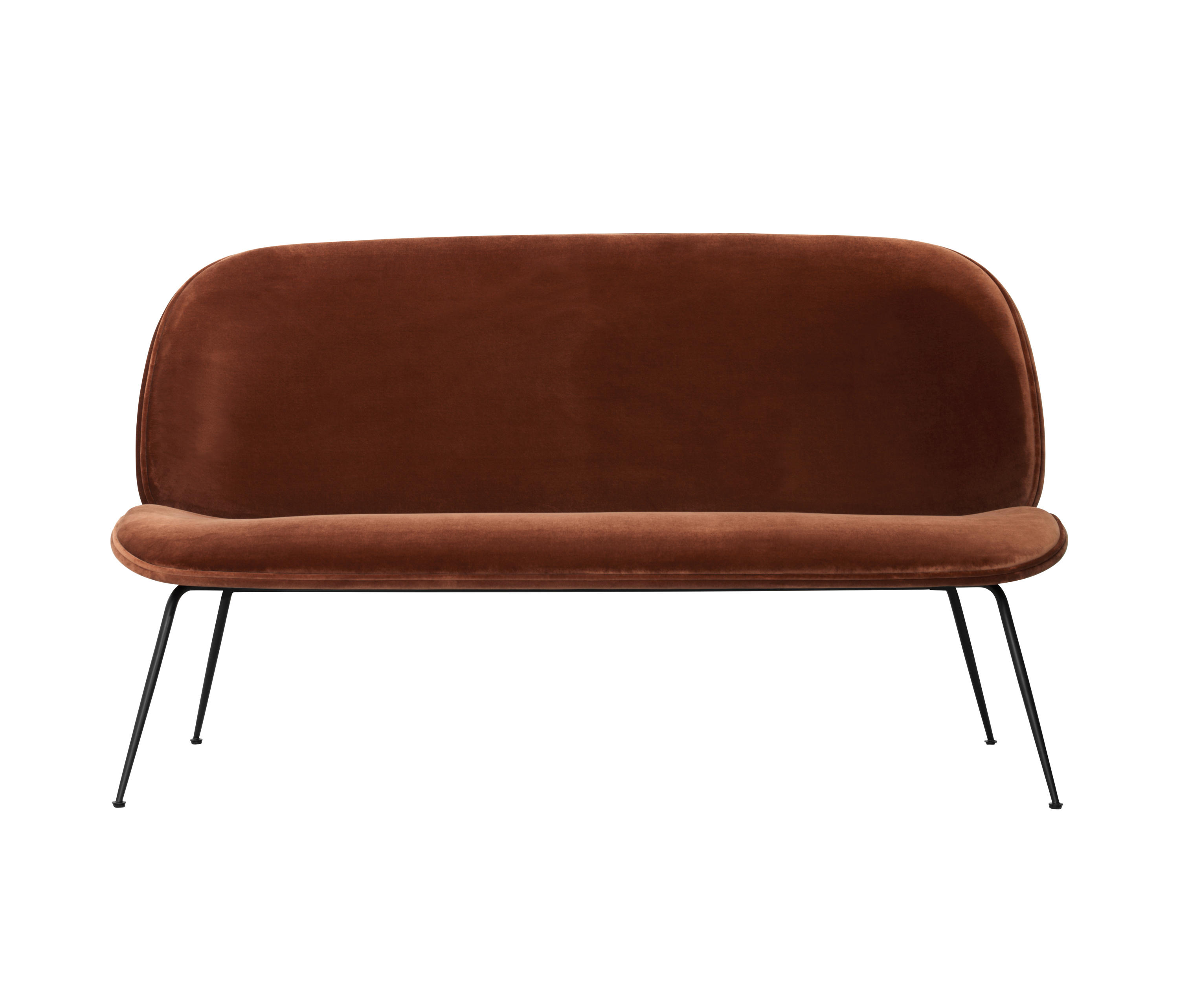 Beetle sofa lounge sofas from gubi architonic for Sofa lounge