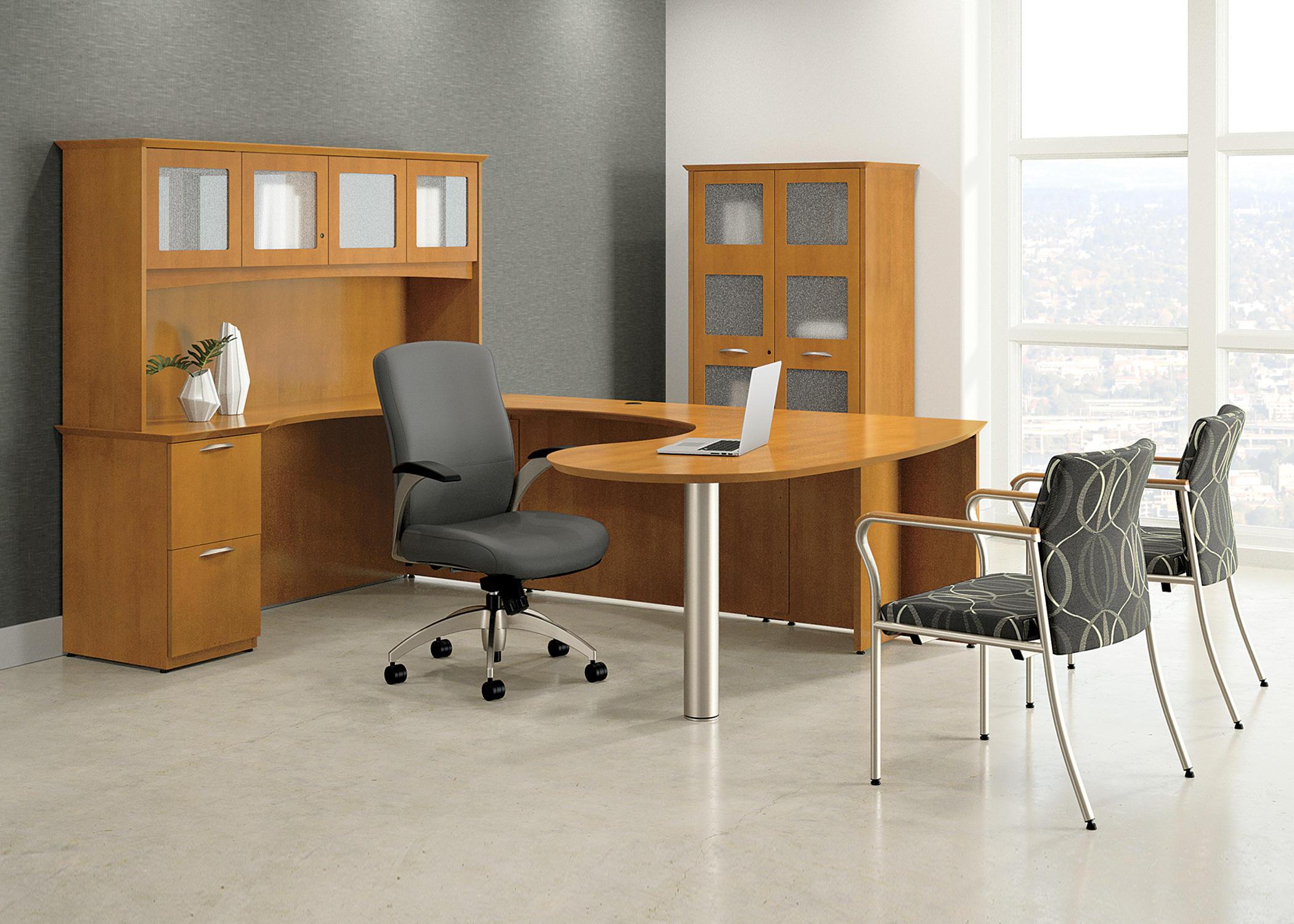 CLEVER DESK - Executive desks from National Office Furniture ...