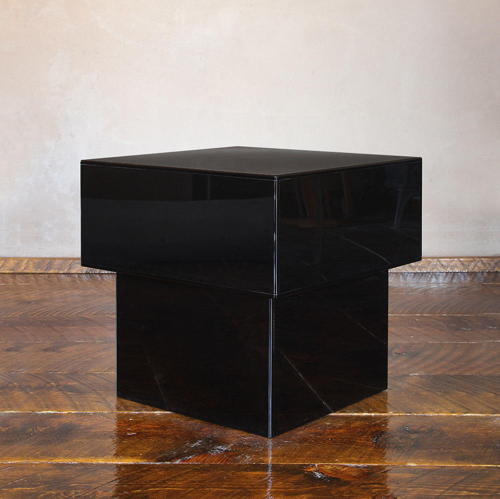 Ordinaire ... Luminosa Acrylic Cube Table By Pfeifer Studio | Side Tables ...