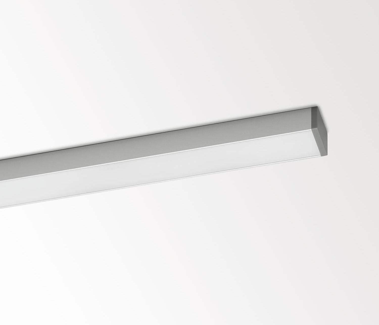 shelfline 18 profile allgemeinbeleuchtung von delta light architonic. Black Bedroom Furniture Sets. Home Design Ideas