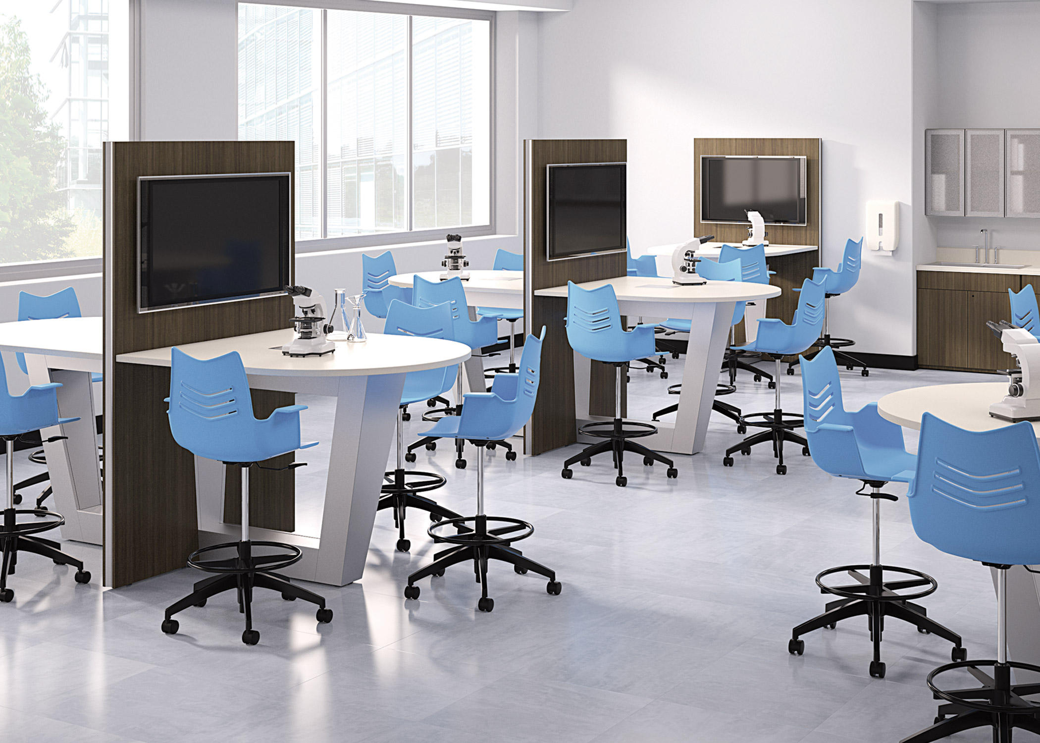 Mio Collaborative Table Multimedia Conference Tables
