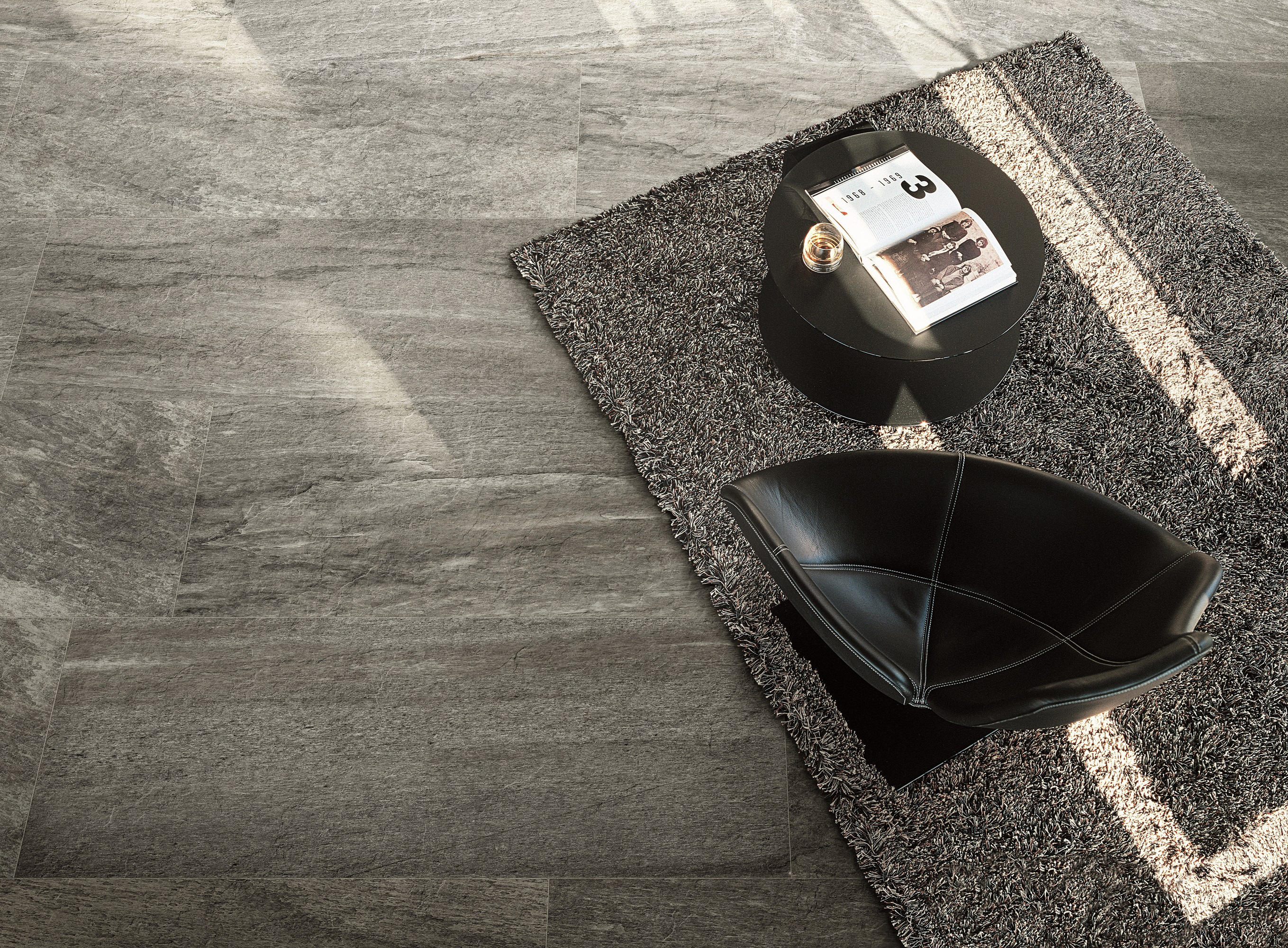 Flagstone plomb ceramic panels from casa dolce casa by for Casa dolce