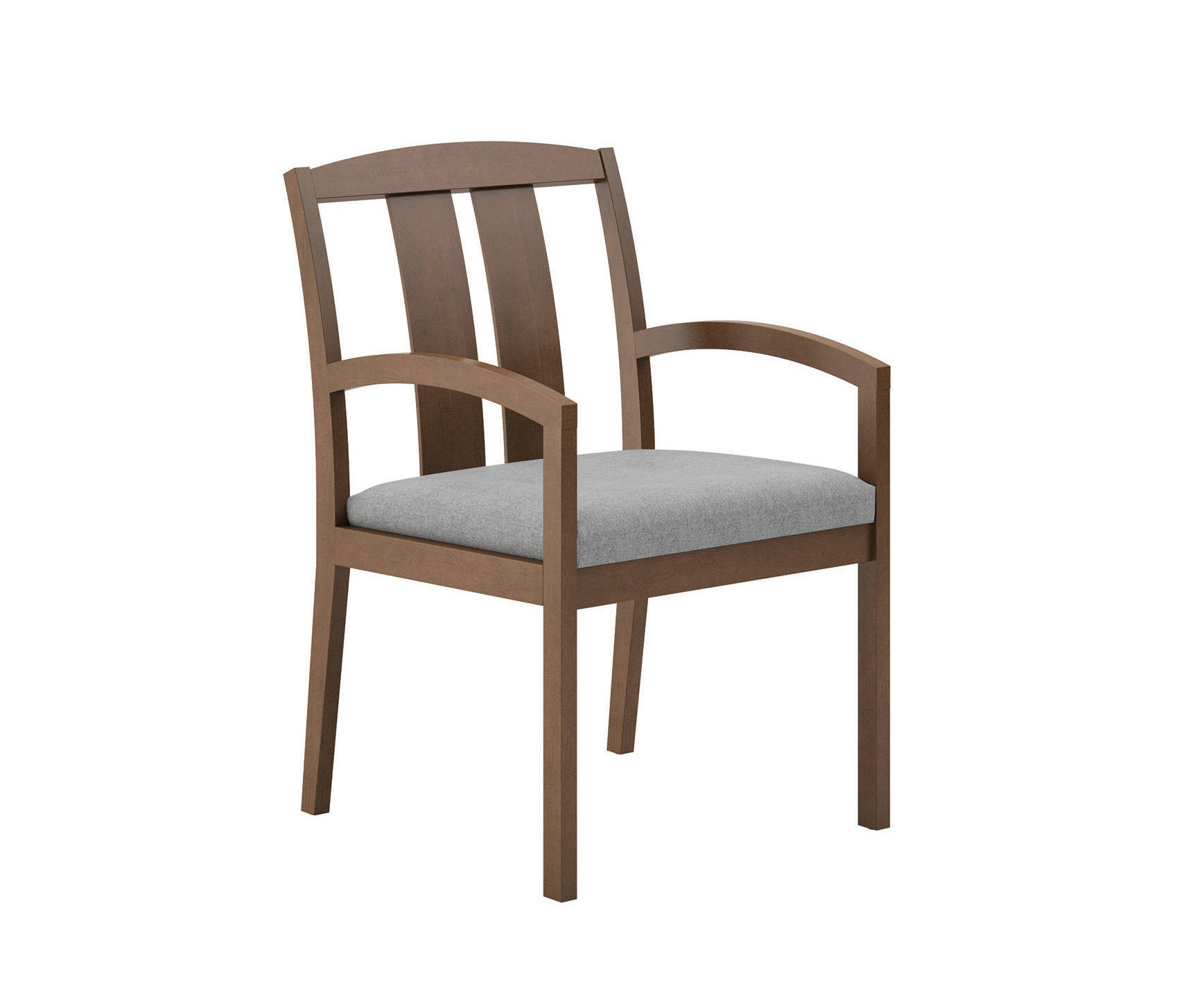 TIMBERLANE DOUBLE PANEL BACK - Visitors chairs / Side chairs from ...