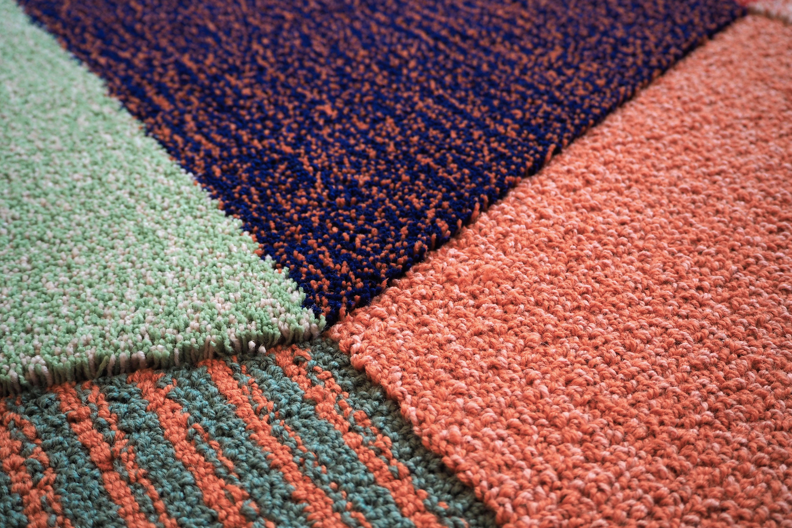 Sottovolto New Zealand Wool Rug By Portego Rugs Designer