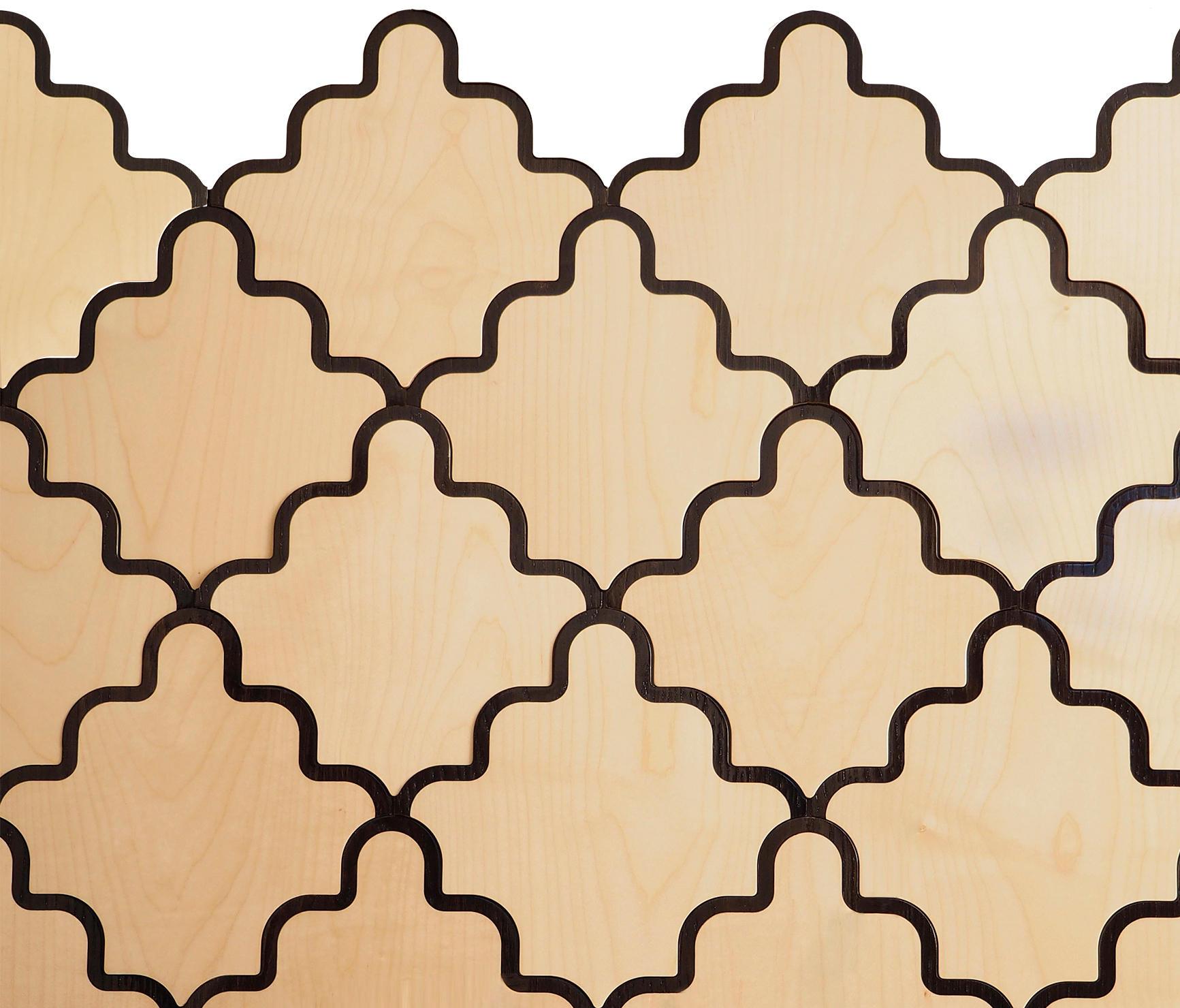 TARSINE | MODULAR WALL COVERINGS RANGE - Wood tiles from Portego ...