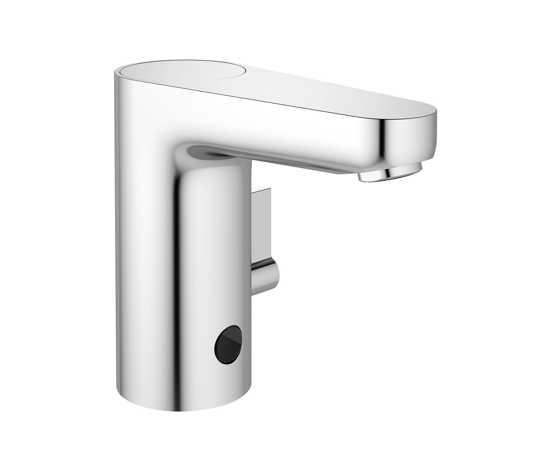 ceraplus sensor waschtischarmatur mit mischung batteriebetrieben wash basin taps from ideal. Black Bedroom Furniture Sets. Home Design Ideas