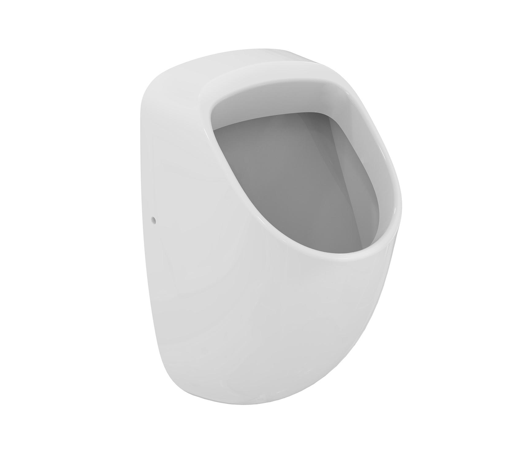 connect absaugeurinal zulauf von hinten urinals from ideal standard architonic. Black Bedroom Furniture Sets. Home Design Ideas