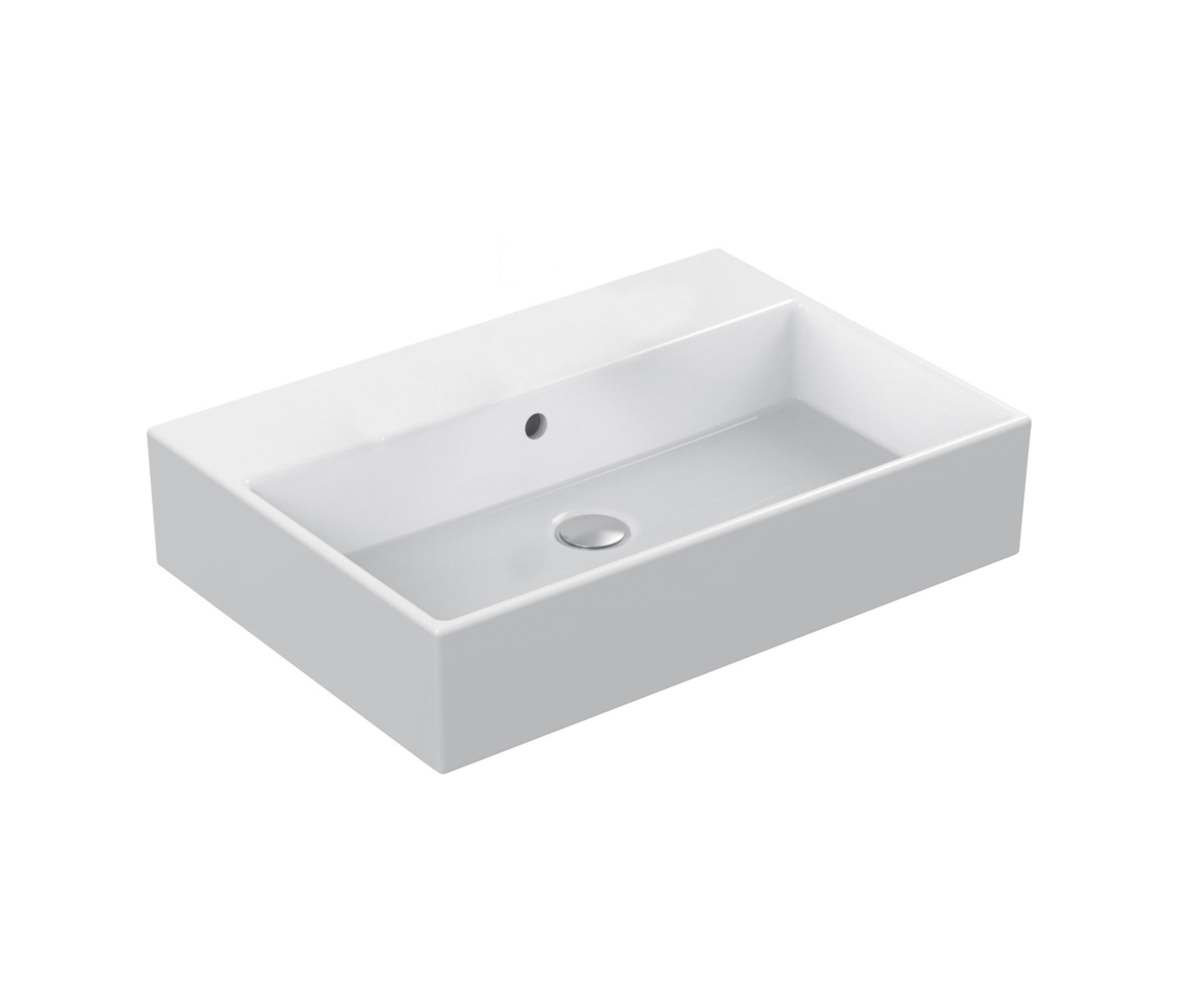 strada waschtisch 600mm ohne hahnloch wash basins from. Black Bedroom Furniture Sets. Home Design Ideas