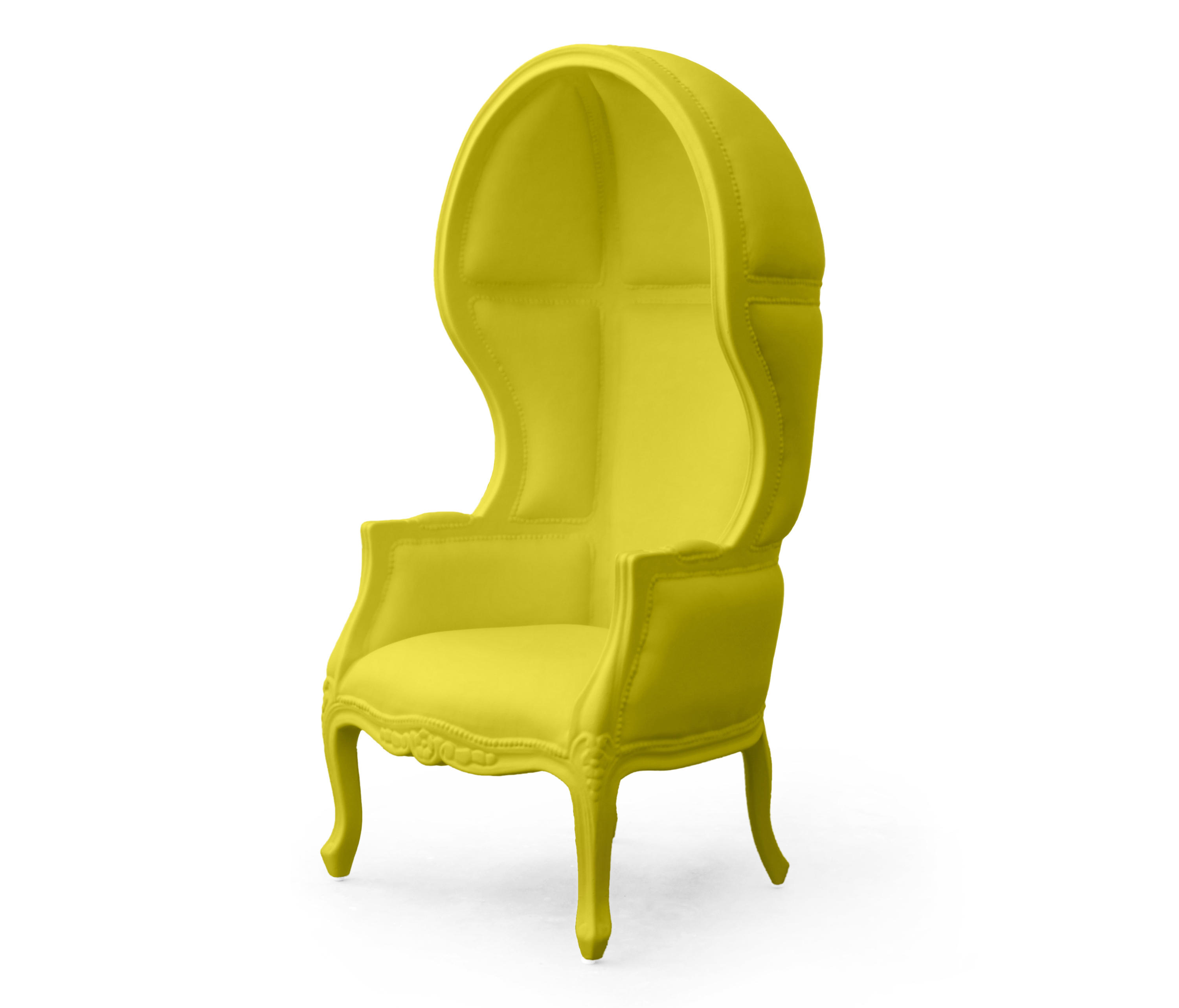 Plastic Fantastic Canopy Banana By JSPR | Garden Armchairs