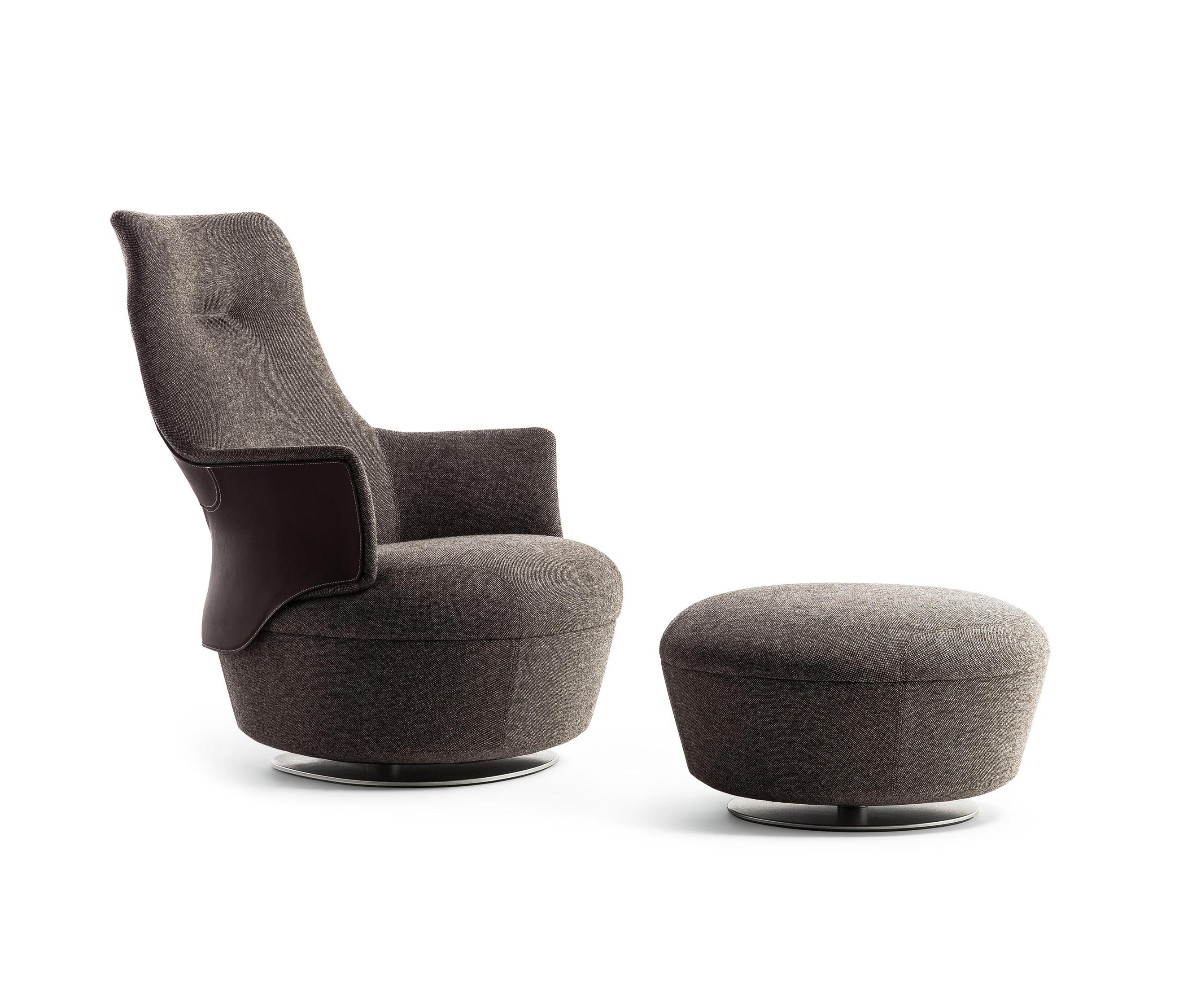 assaya fauteuils de poltrona frau architonic. Black Bedroom Furniture Sets. Home Design Ideas