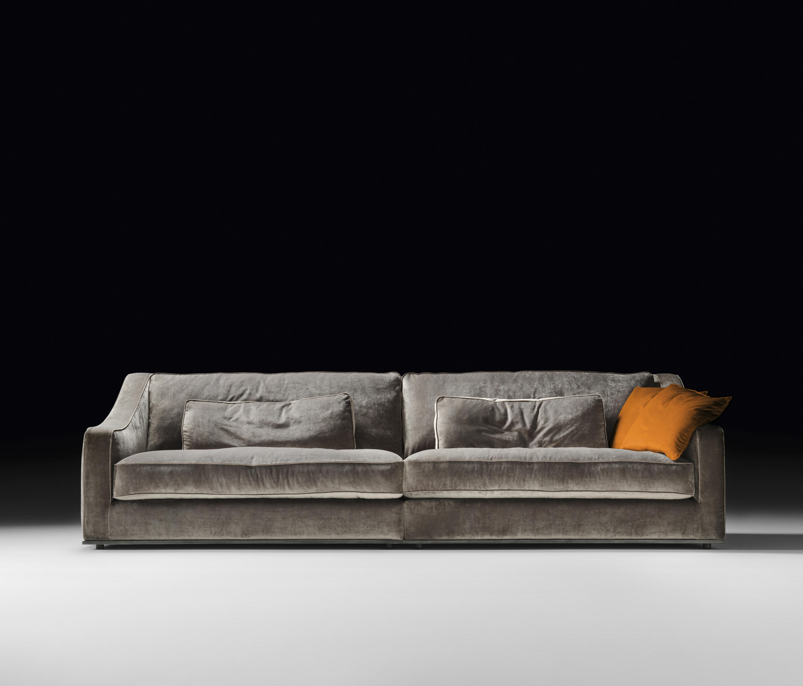 Martin Sofa By Black Tie