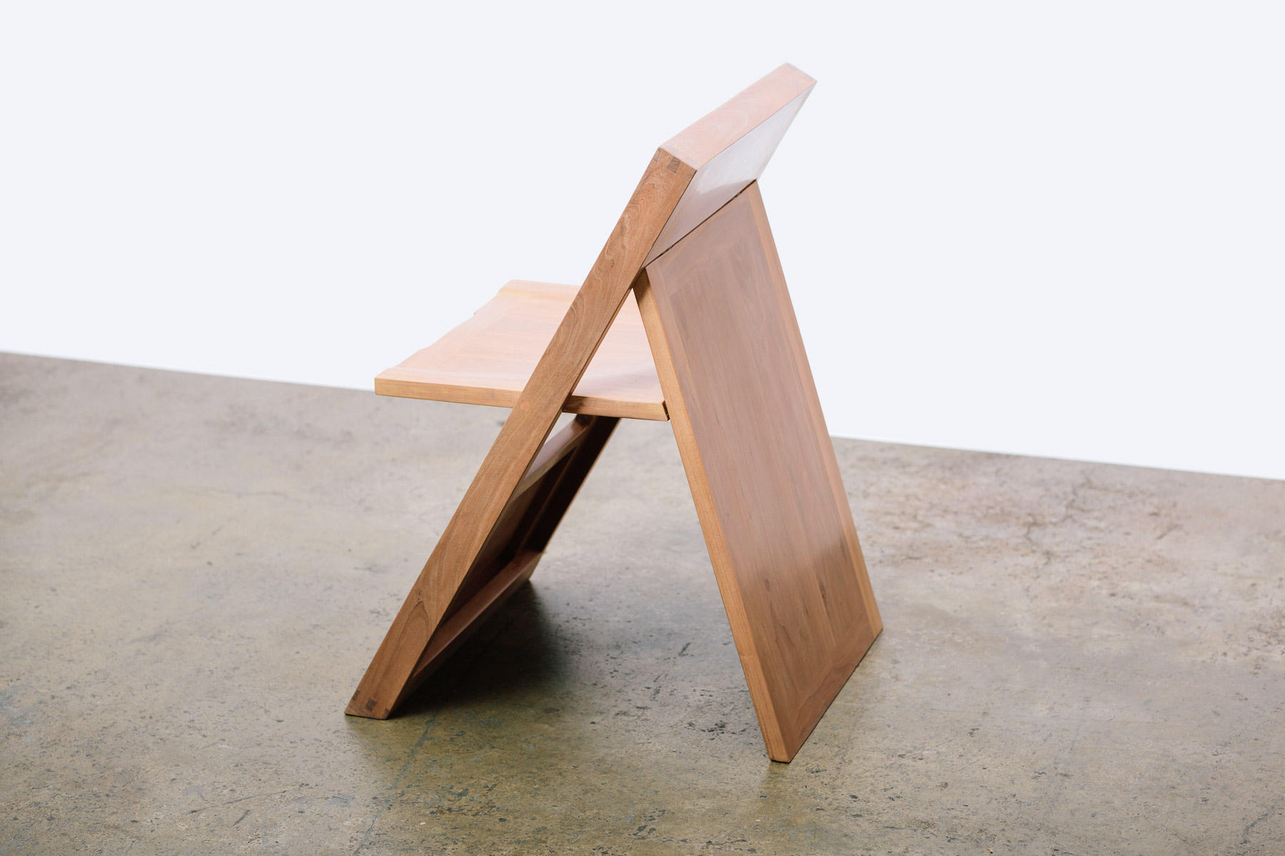 THE CHERRY GOLDEN RATIO CHAIR Chairs from Bellwether Furniture