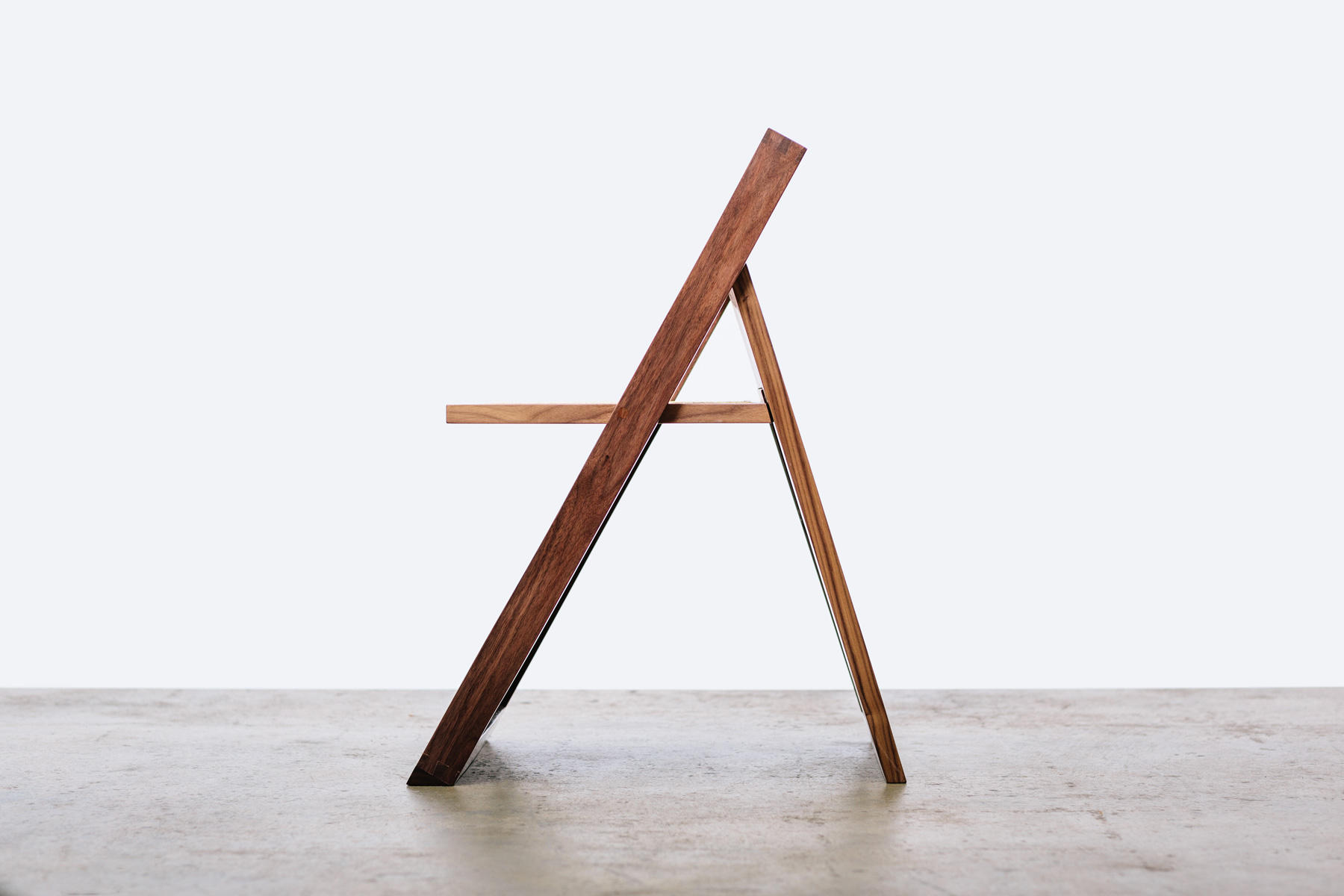 Furniture Design Ratios the walnut golden ratio chair - chairs from bellwether furniture