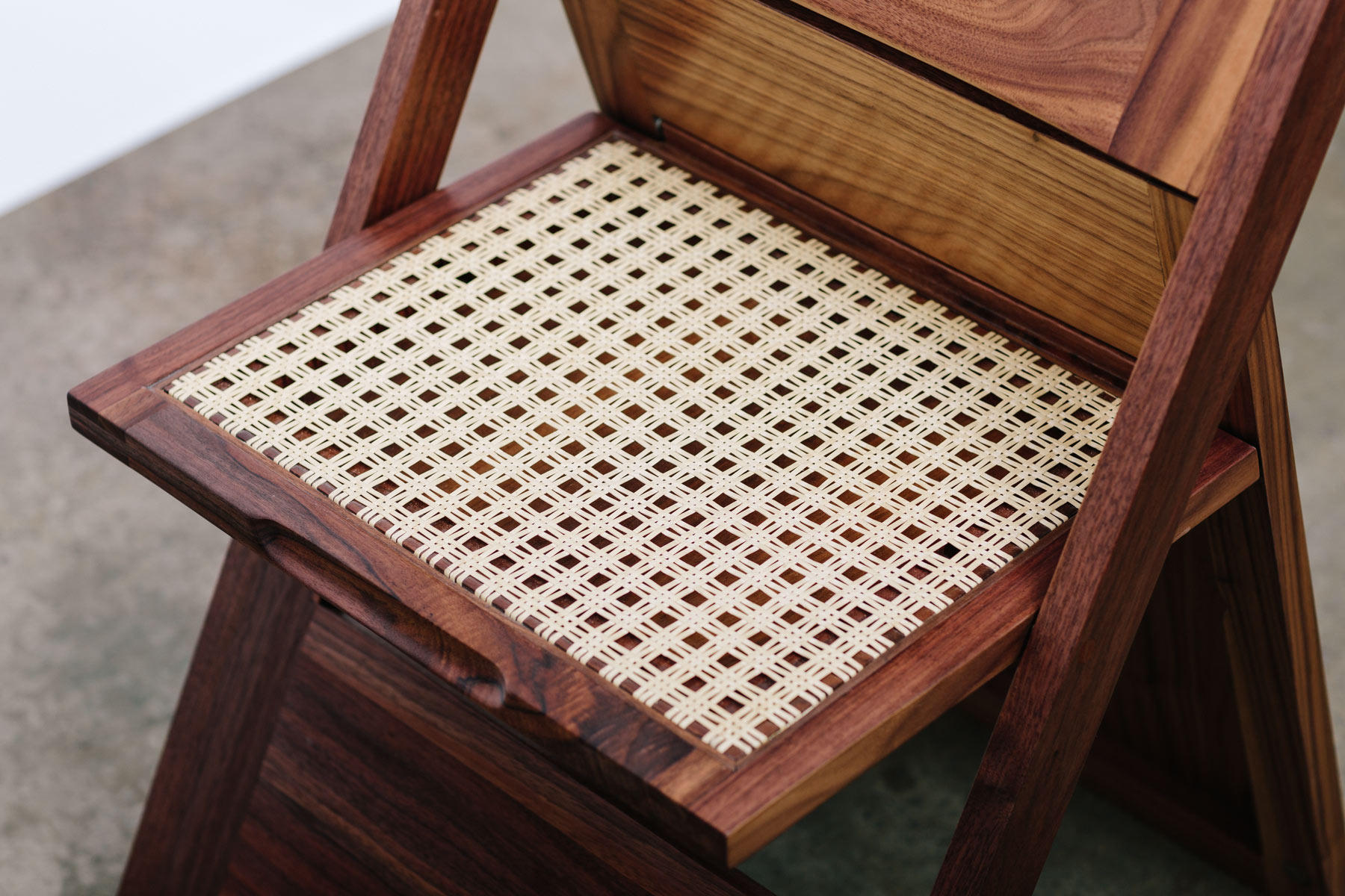 Furniture Design Golden Ratio the walnut golden ratio chair - chairs from bellwether furniture