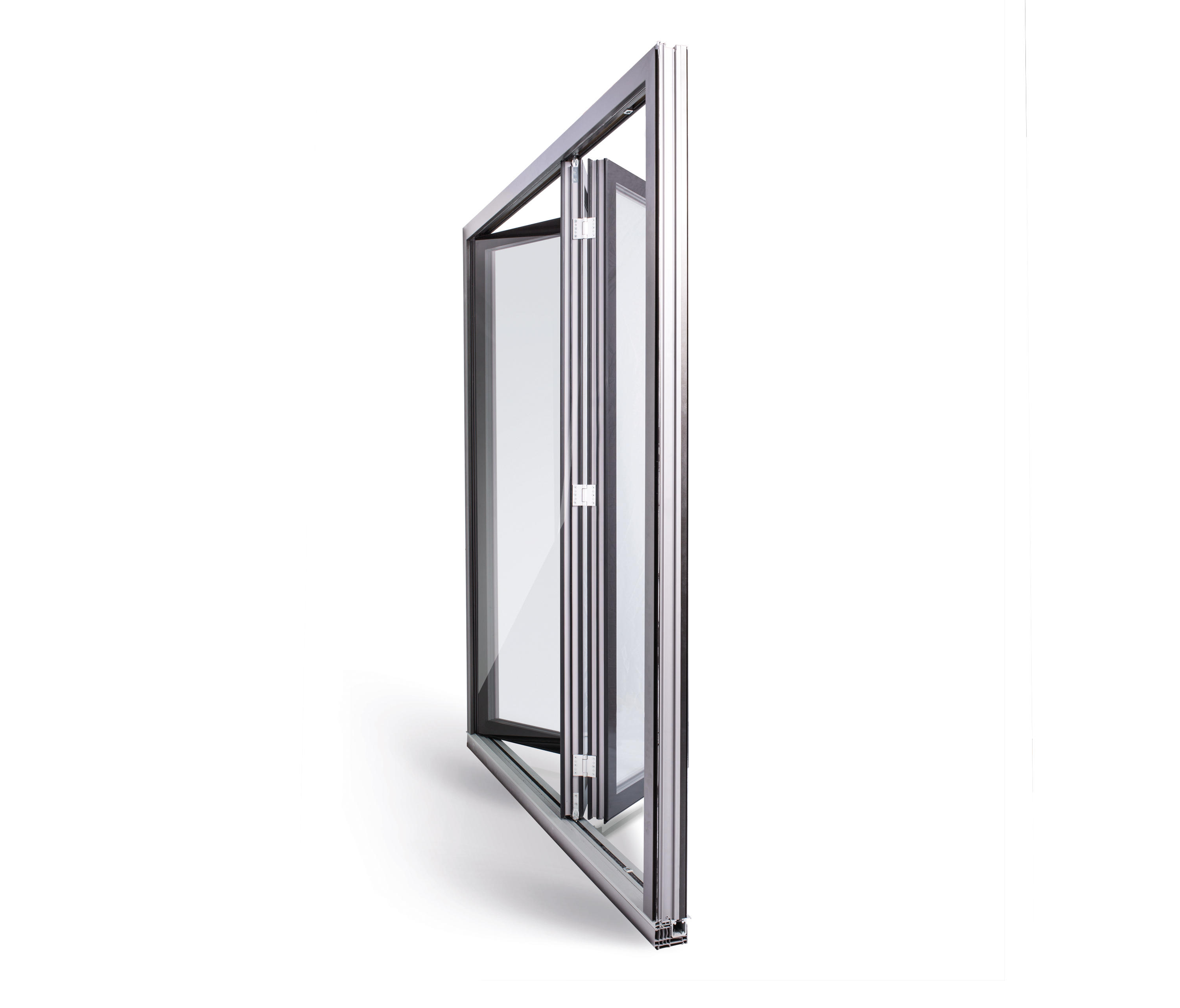 Fin Project Folding Door Cristal French Doors From