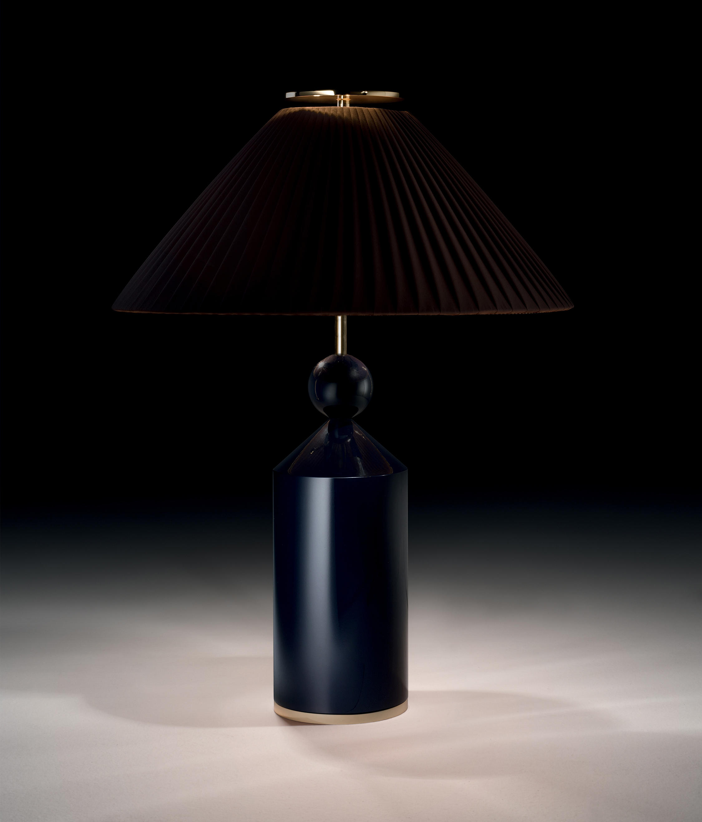 ... Nadine Lamp By Black Tie | Table Lights ...