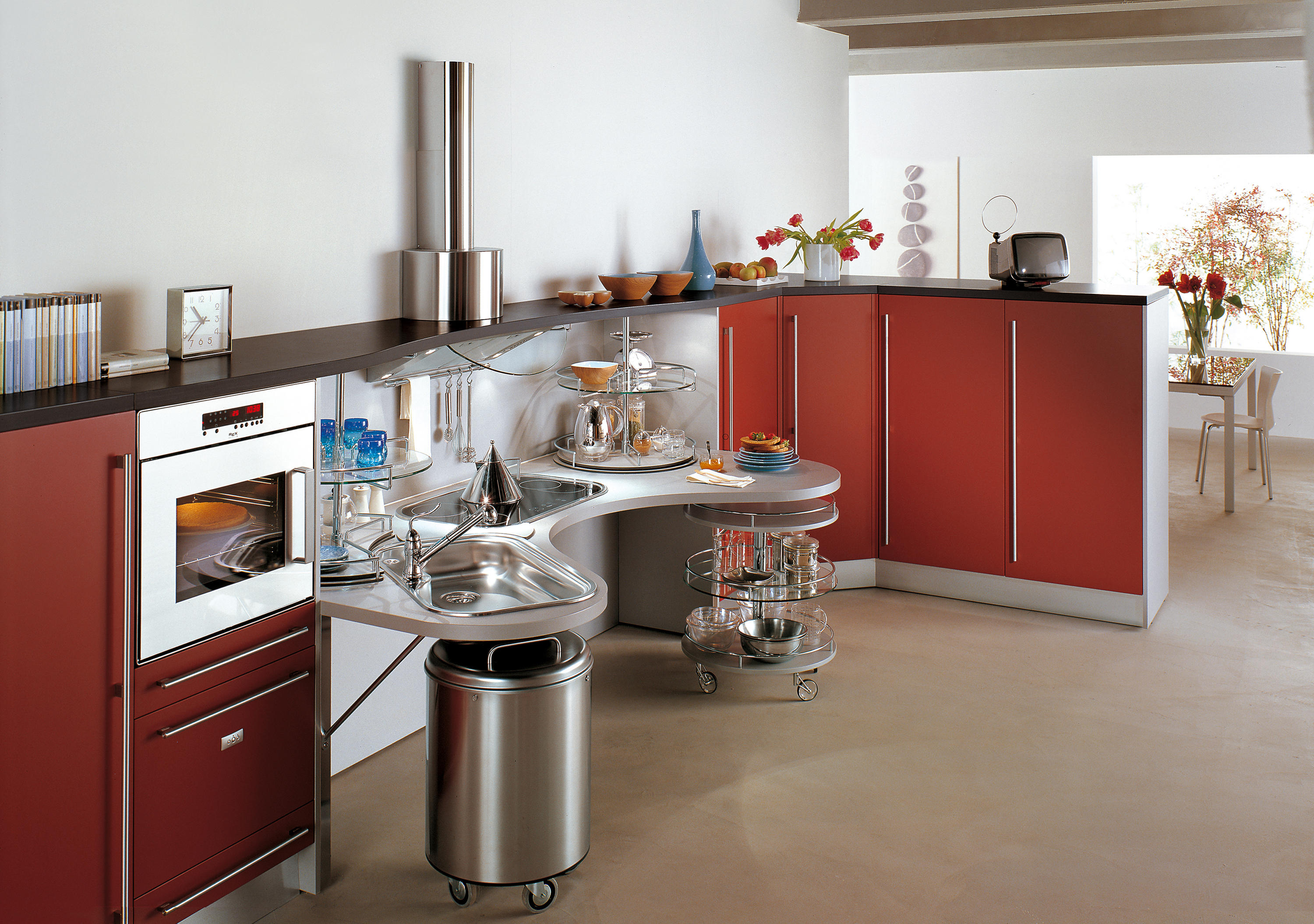 SKYLINE | LAB - Cucine a parete Snaidero USA | Architonic