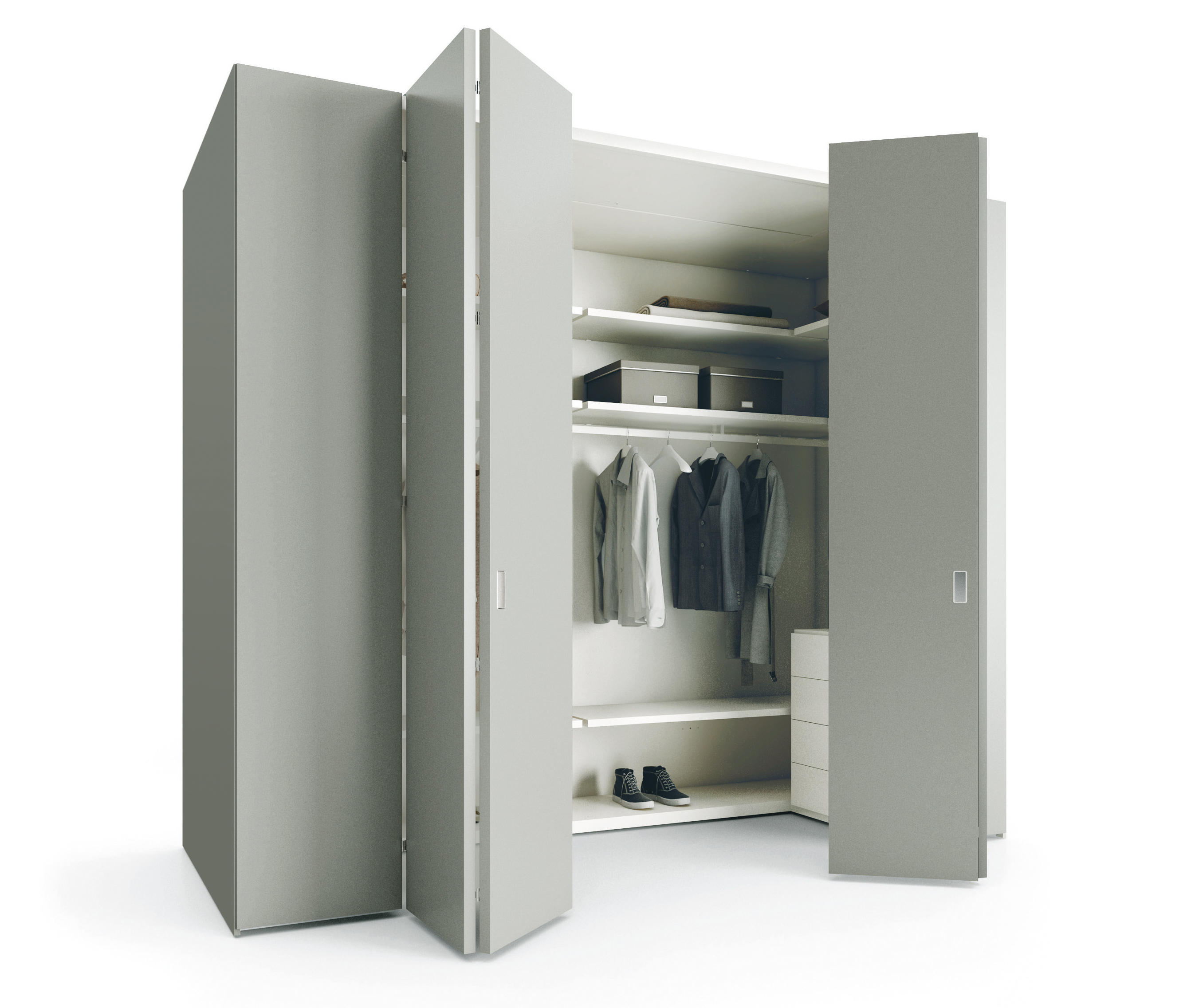 Camerino db walk in wardrobe walk in wardrobes from for Caccaro mobili