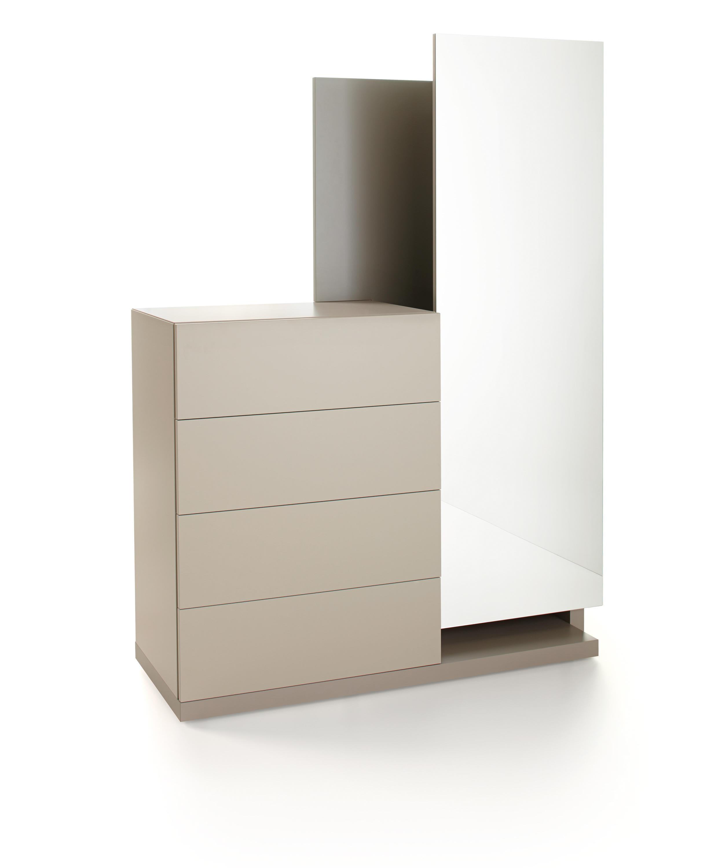 Fildress cassettiera con specchio armadi guardaroba for Produttori di armadi