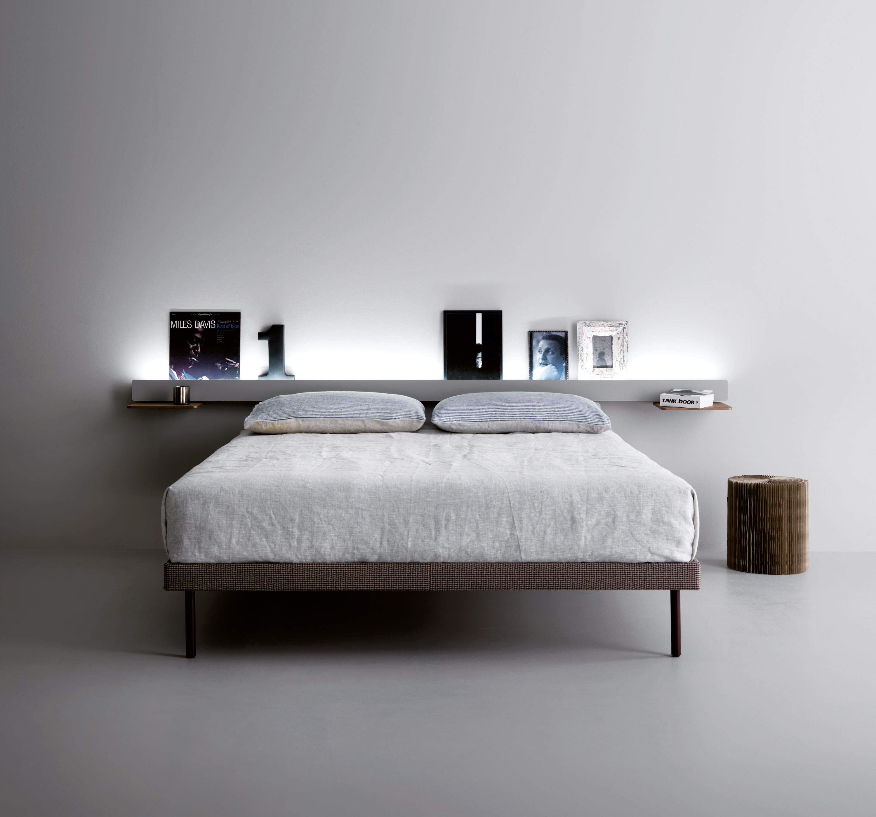 Groove Bed Double Beds From Caccaro Architonic