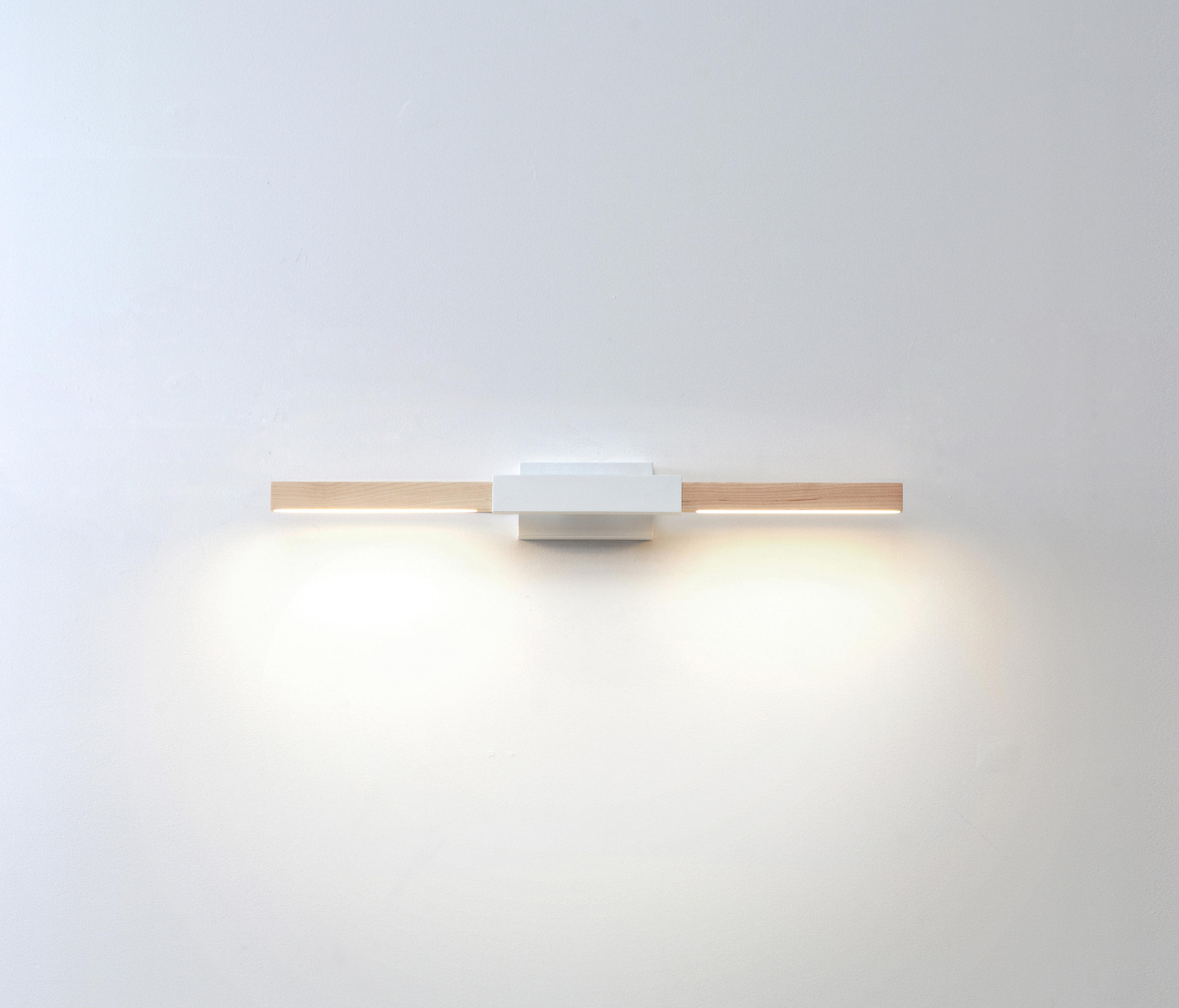 2 Ft Horizontal Sconce Wall Lights From Stickbulb Architonic