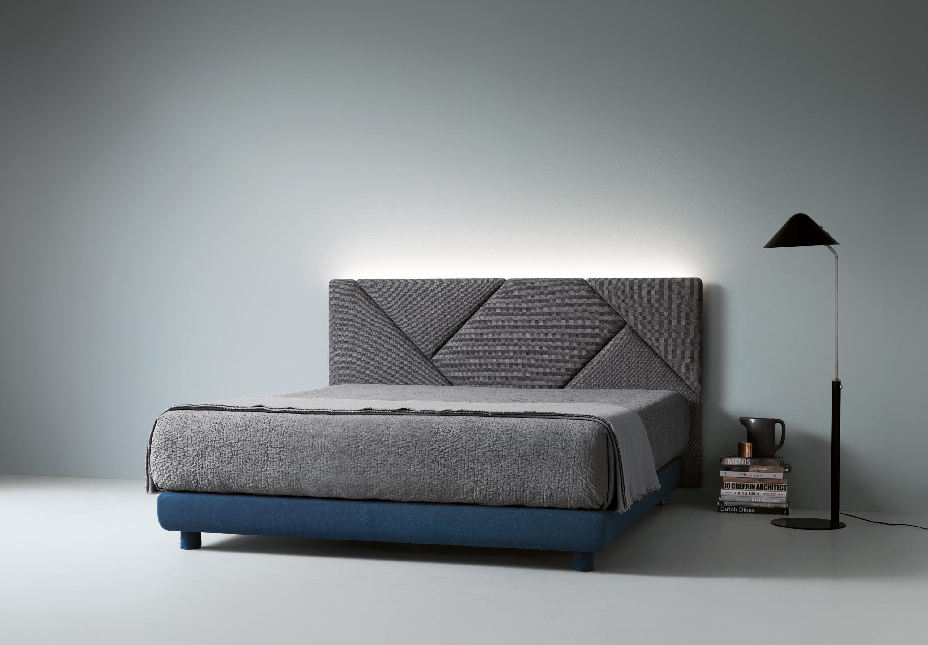 Opus | Bed By CACCARO | Double Beds ...