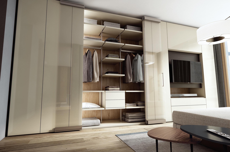 Roomy modulo tv armadi caccaro architonic for Cap villa del conte