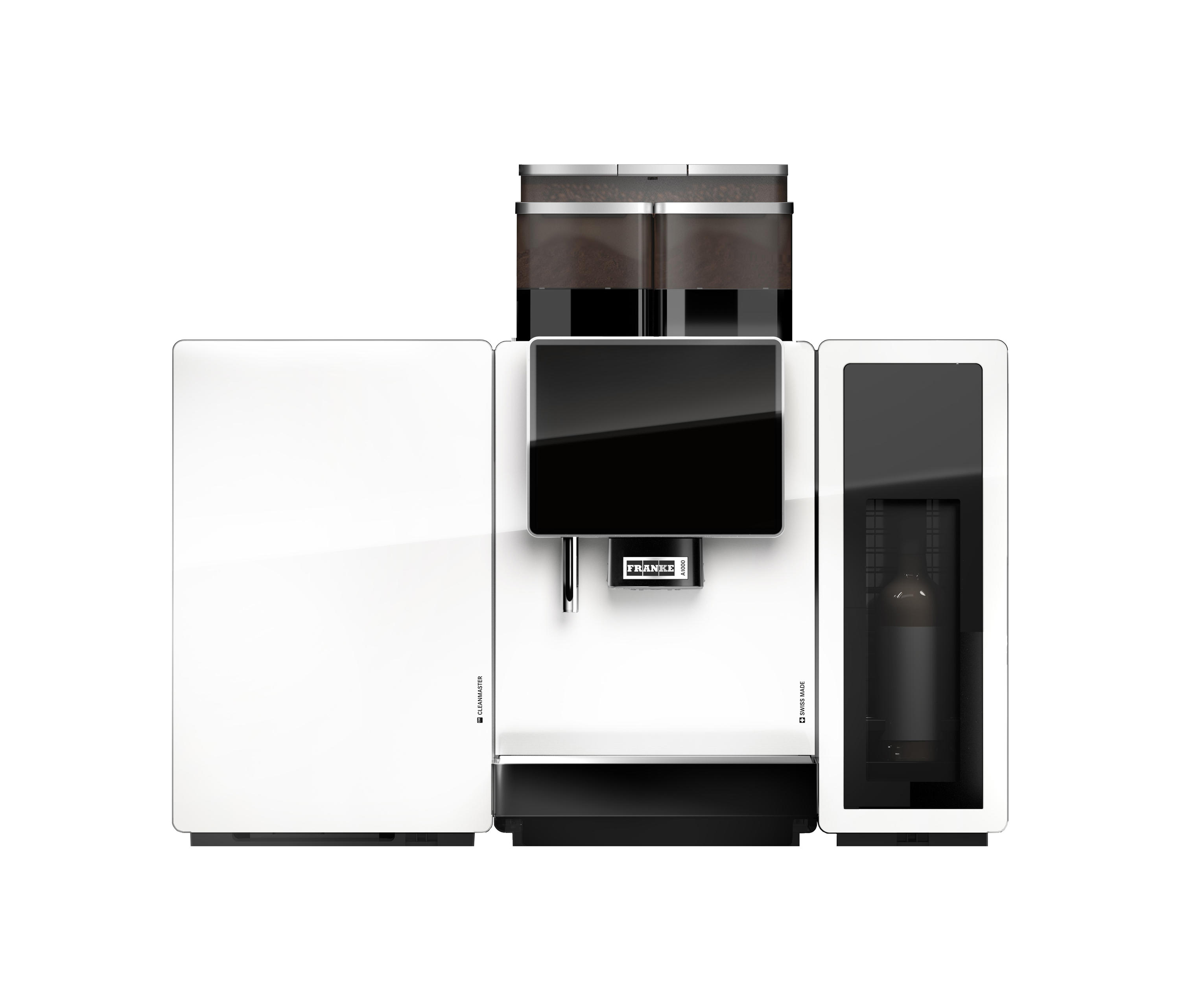 a1000 coffee machines from franke kaffeemaschinen ag architonic. Black Bedroom Furniture Sets. Home Design Ideas