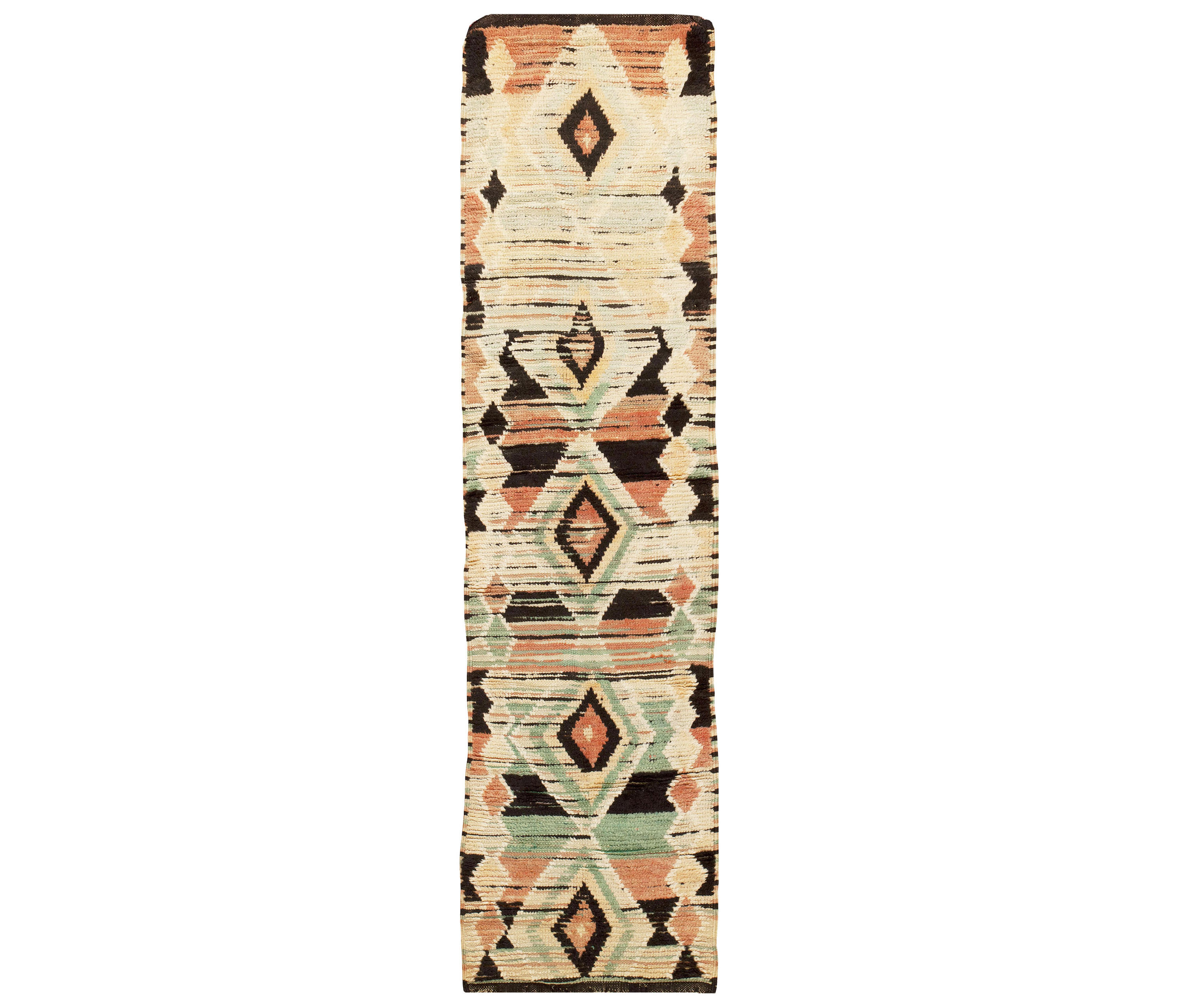 Vintage Moroccan Runner Rug Architonic
