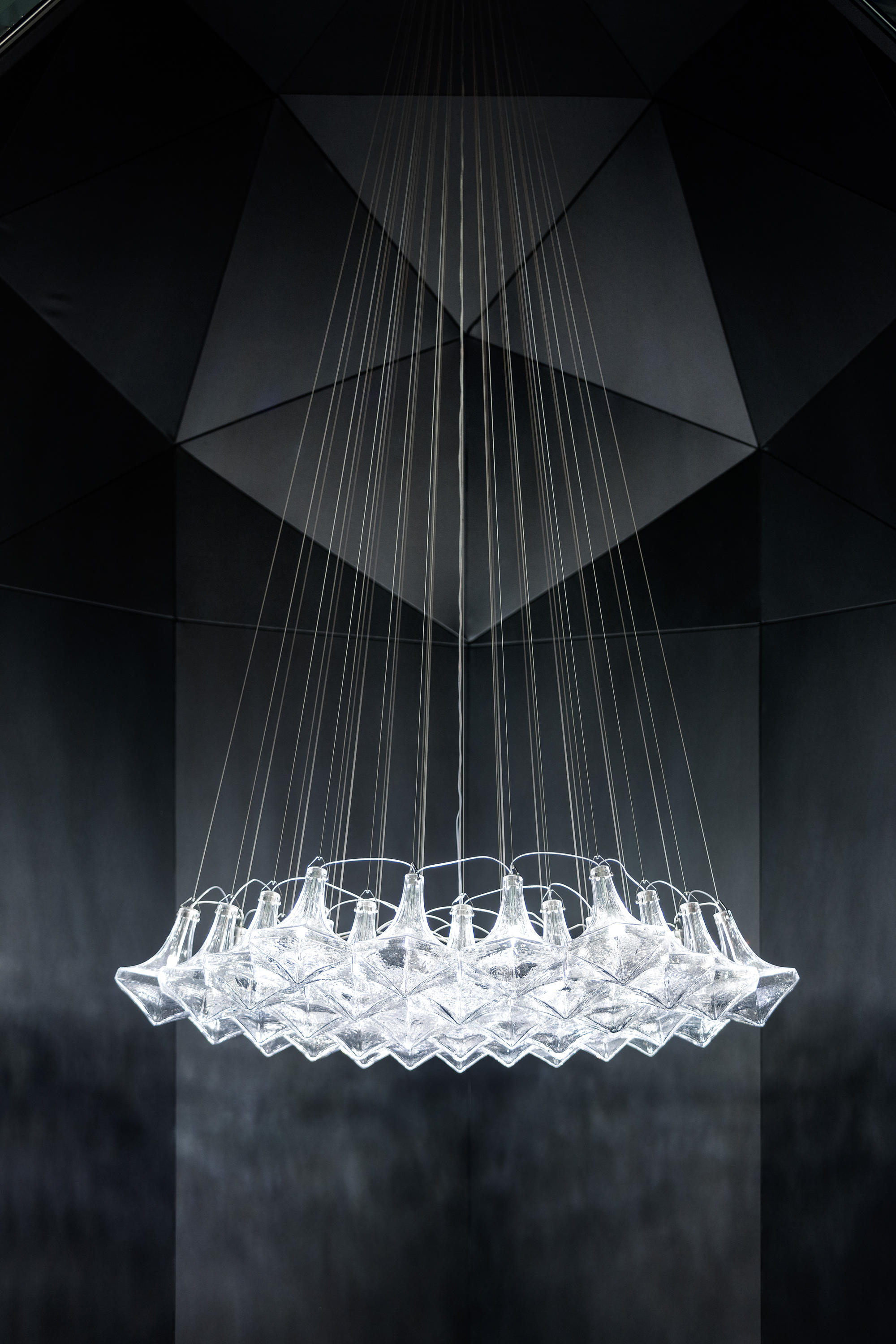 Facet Suspended Lights From Lasvit Architonic