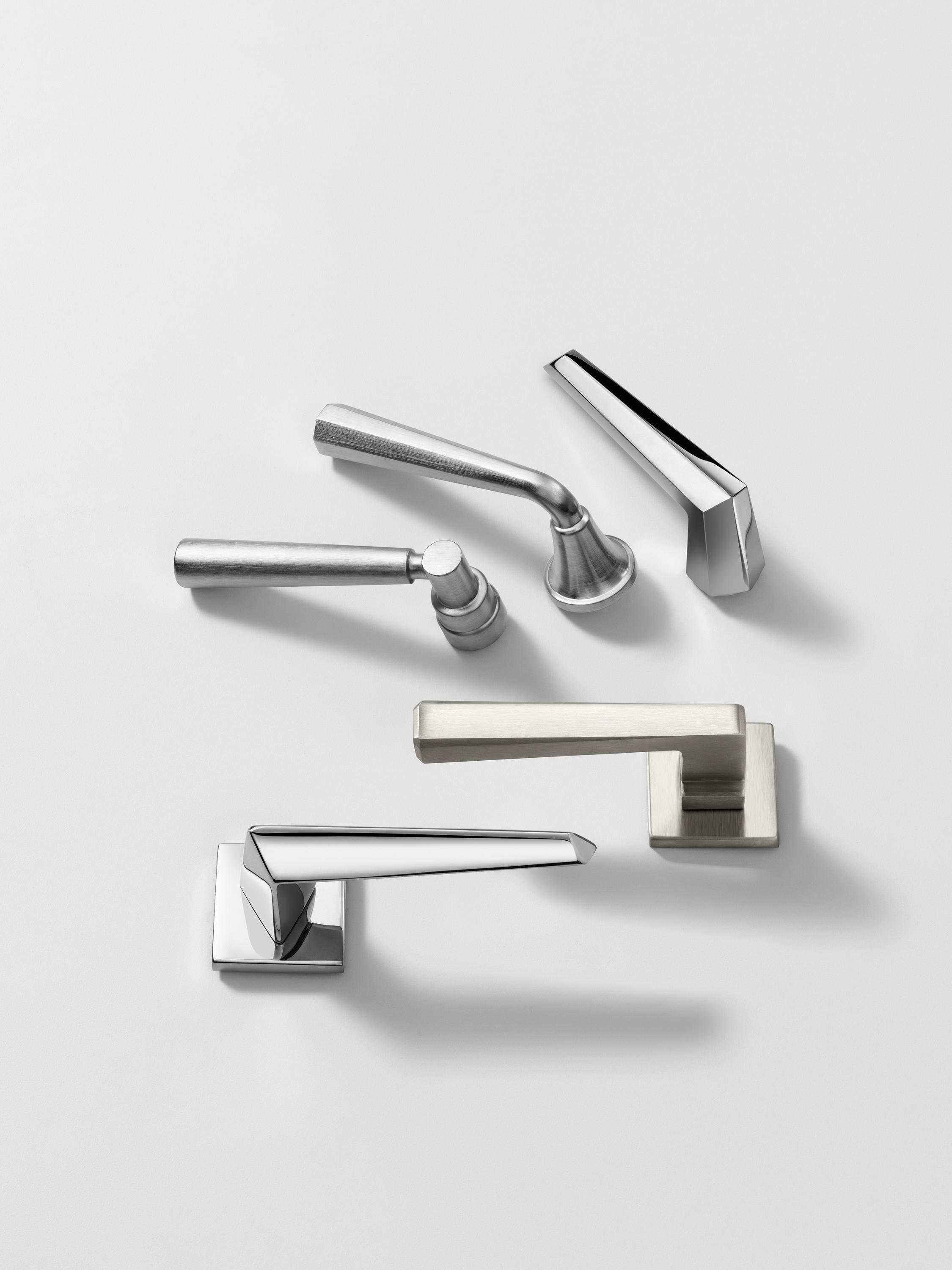 Grant Park Series Lever Handles From Sargent Architonic