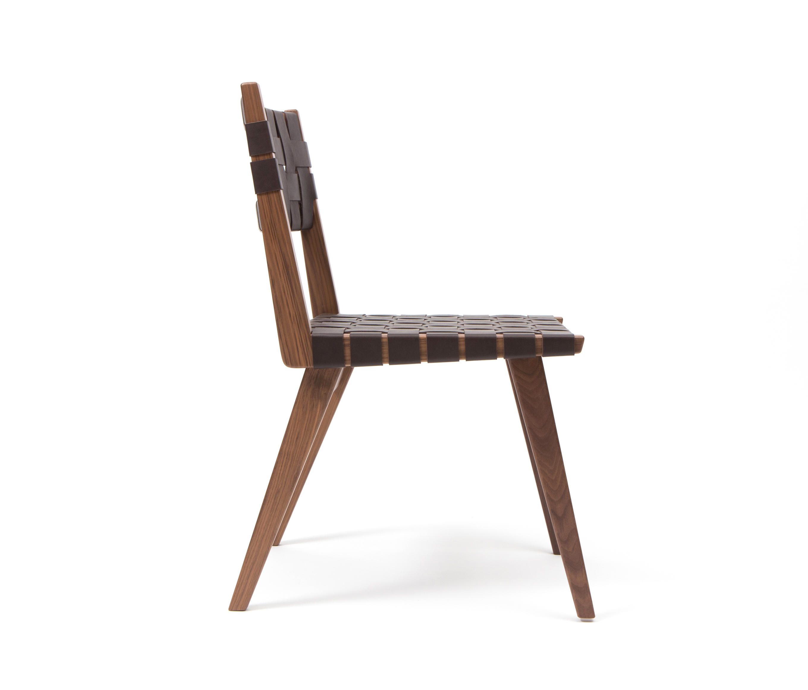 Woven Leather Dining Chair Architonic