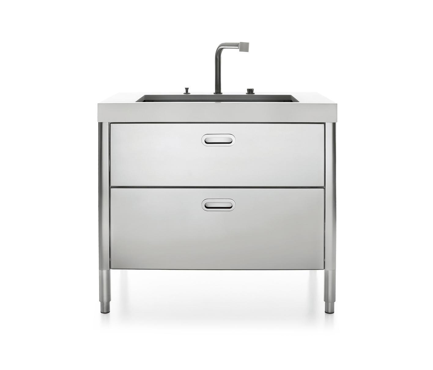 Lavelli cucine 100 cucine modulari alpes inox architonic for Cucine modulari