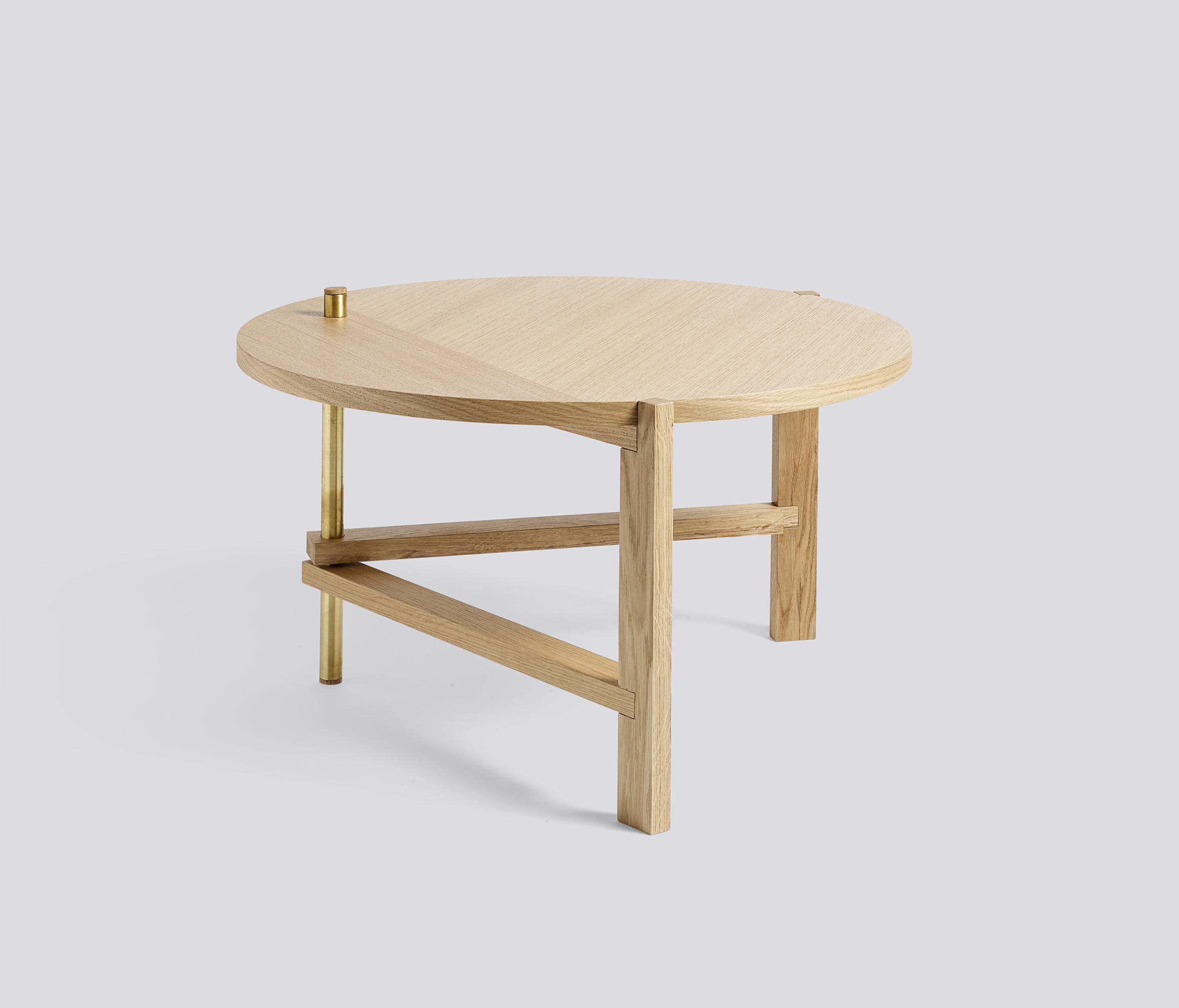 A Side Table By Hay Coffee Tables