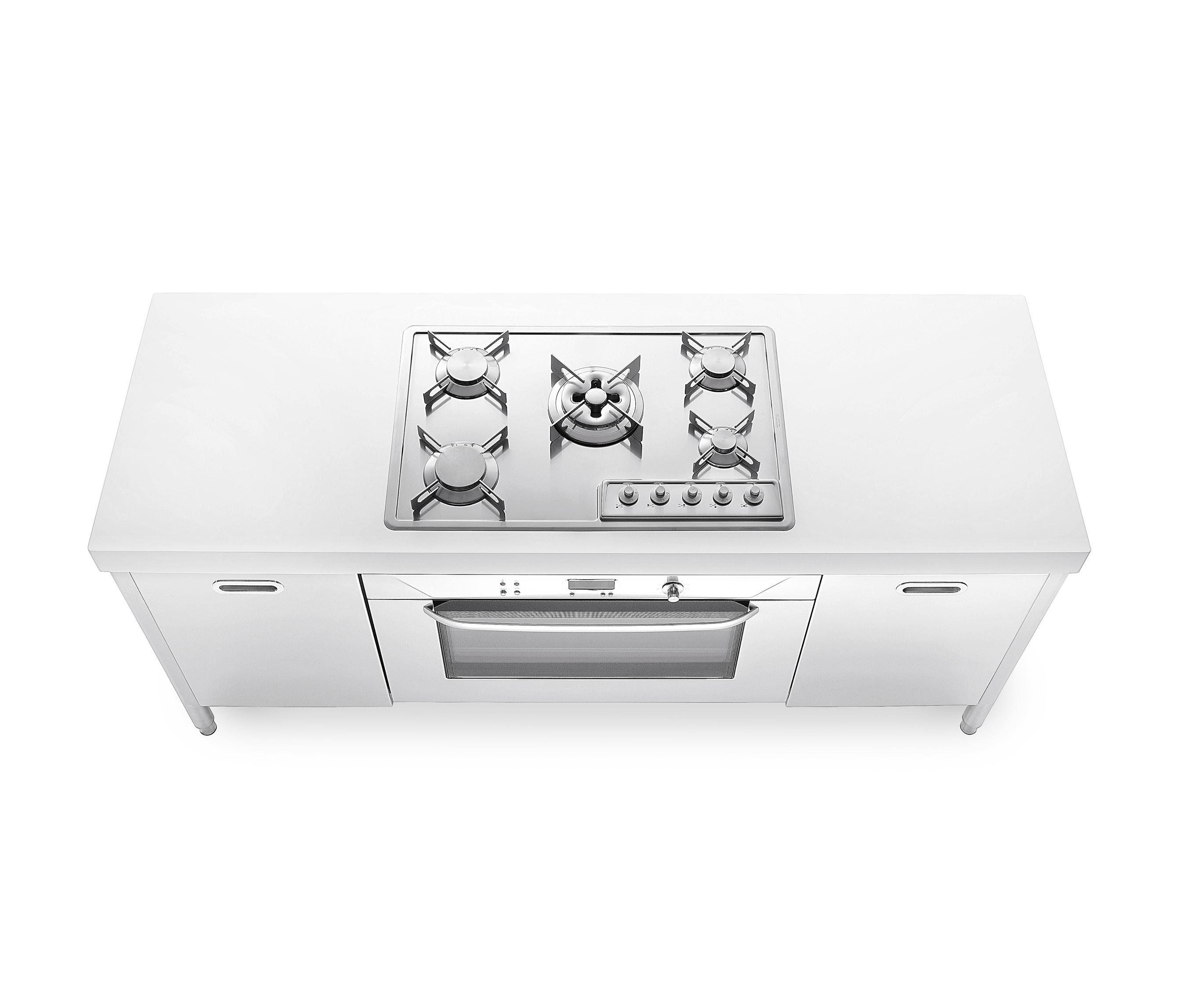 KÜCHEN 190 - Modulküchen von ALPES-INOX | Architonic