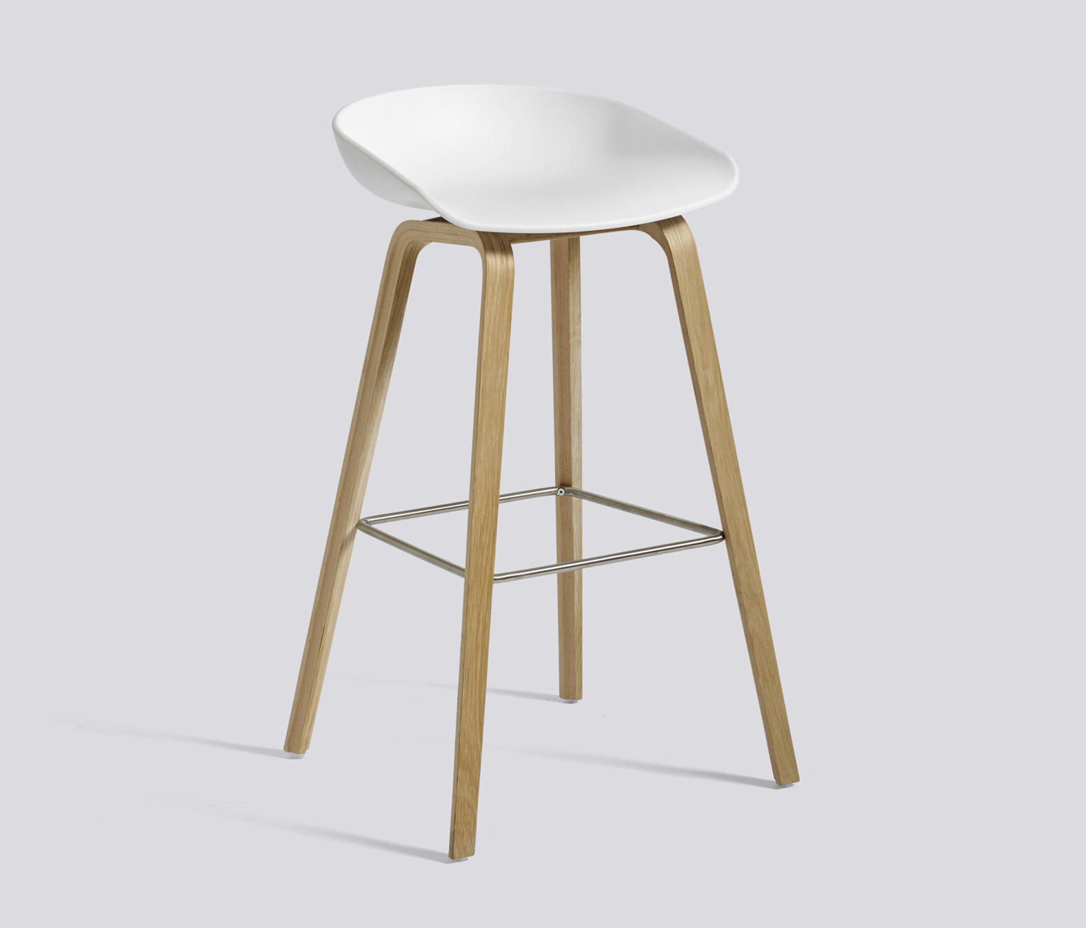 about a stool aas32 barhocker von hay architonic. Black Bedroom Furniture Sets. Home Design Ideas