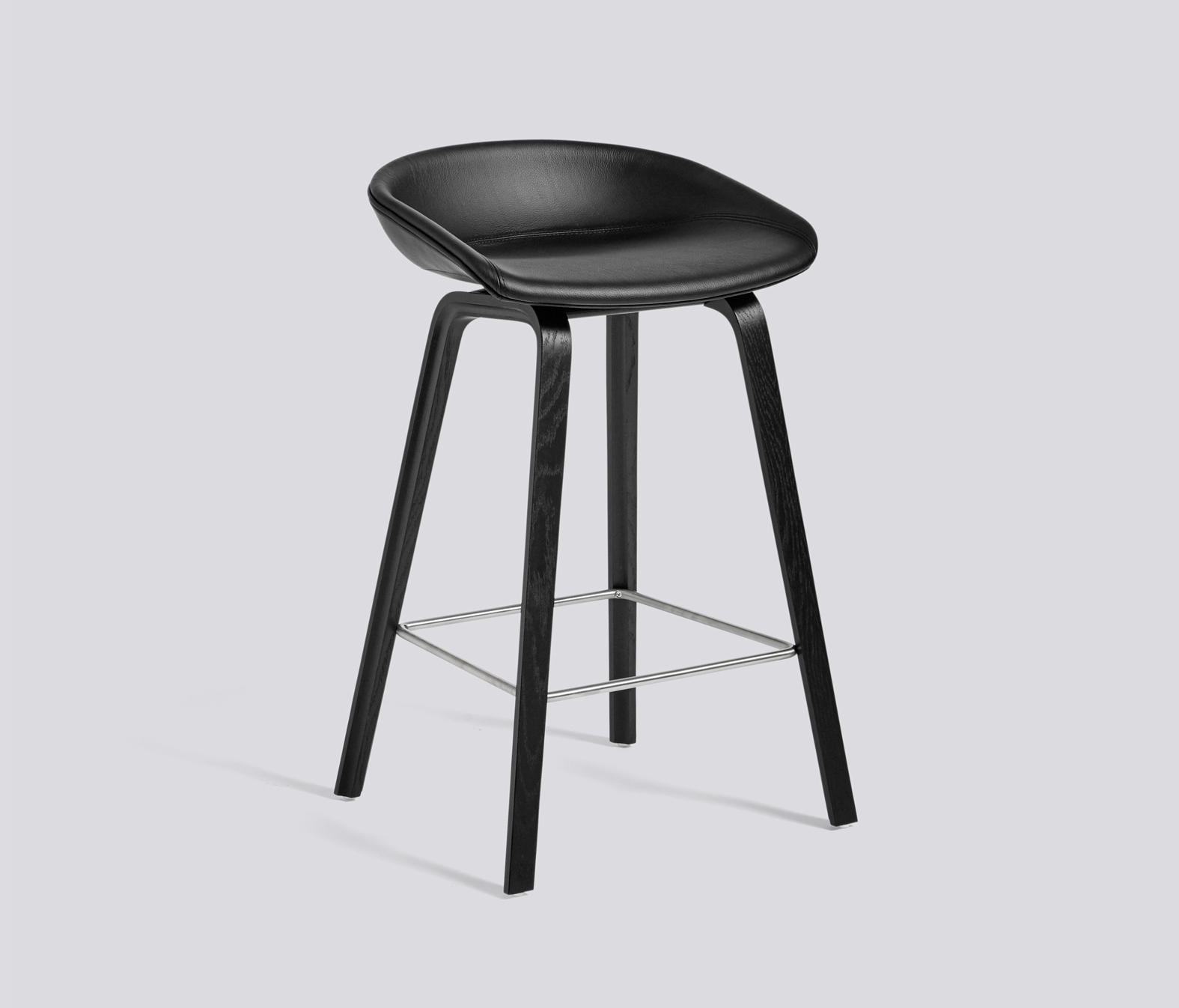 about a stool aas33 bar stools from hay architonic. Black Bedroom Furniture Sets. Home Design Ideas