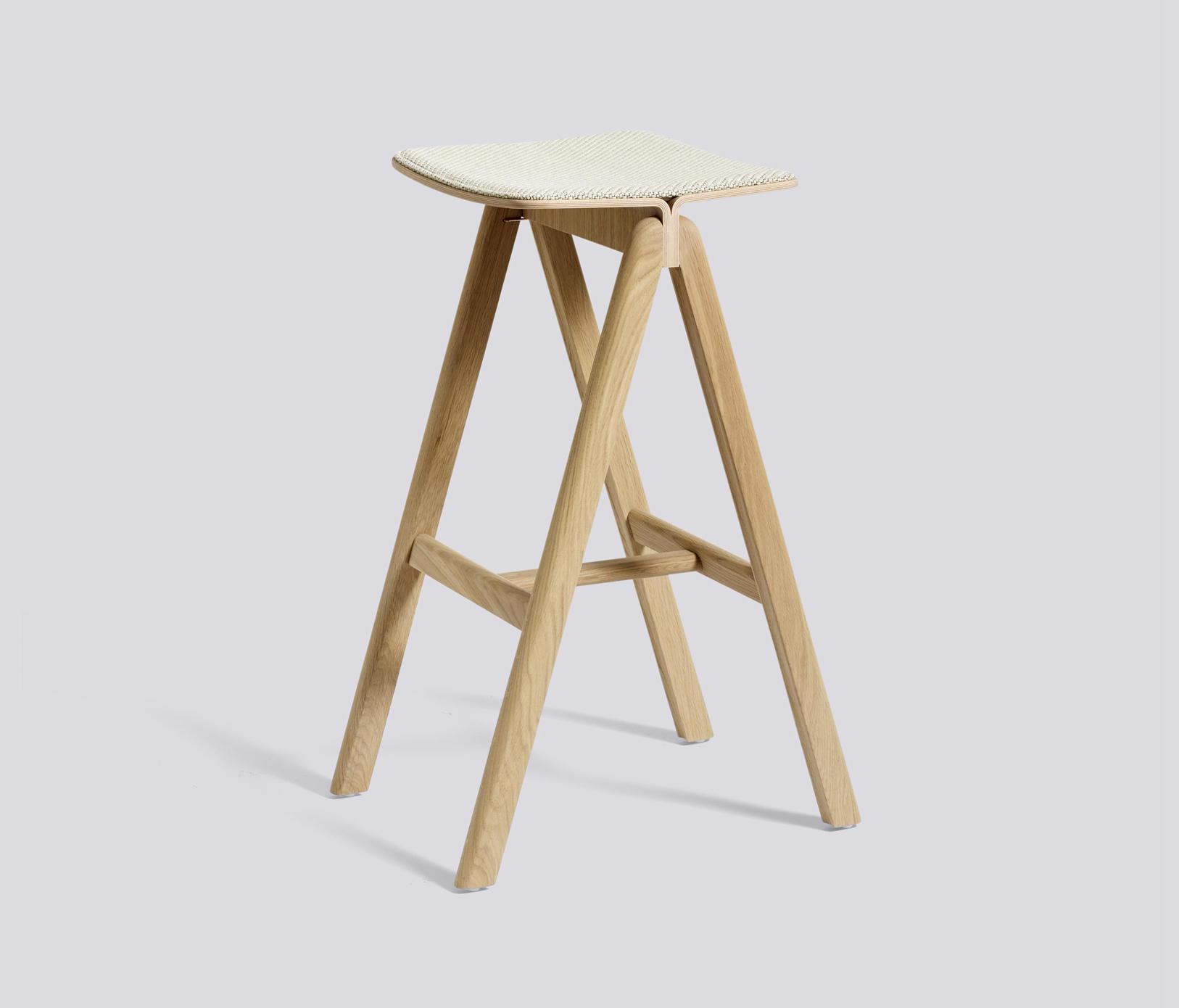 copenhague bar stool bar stools from hay architonic. Black Bedroom Furniture Sets. Home Design Ideas