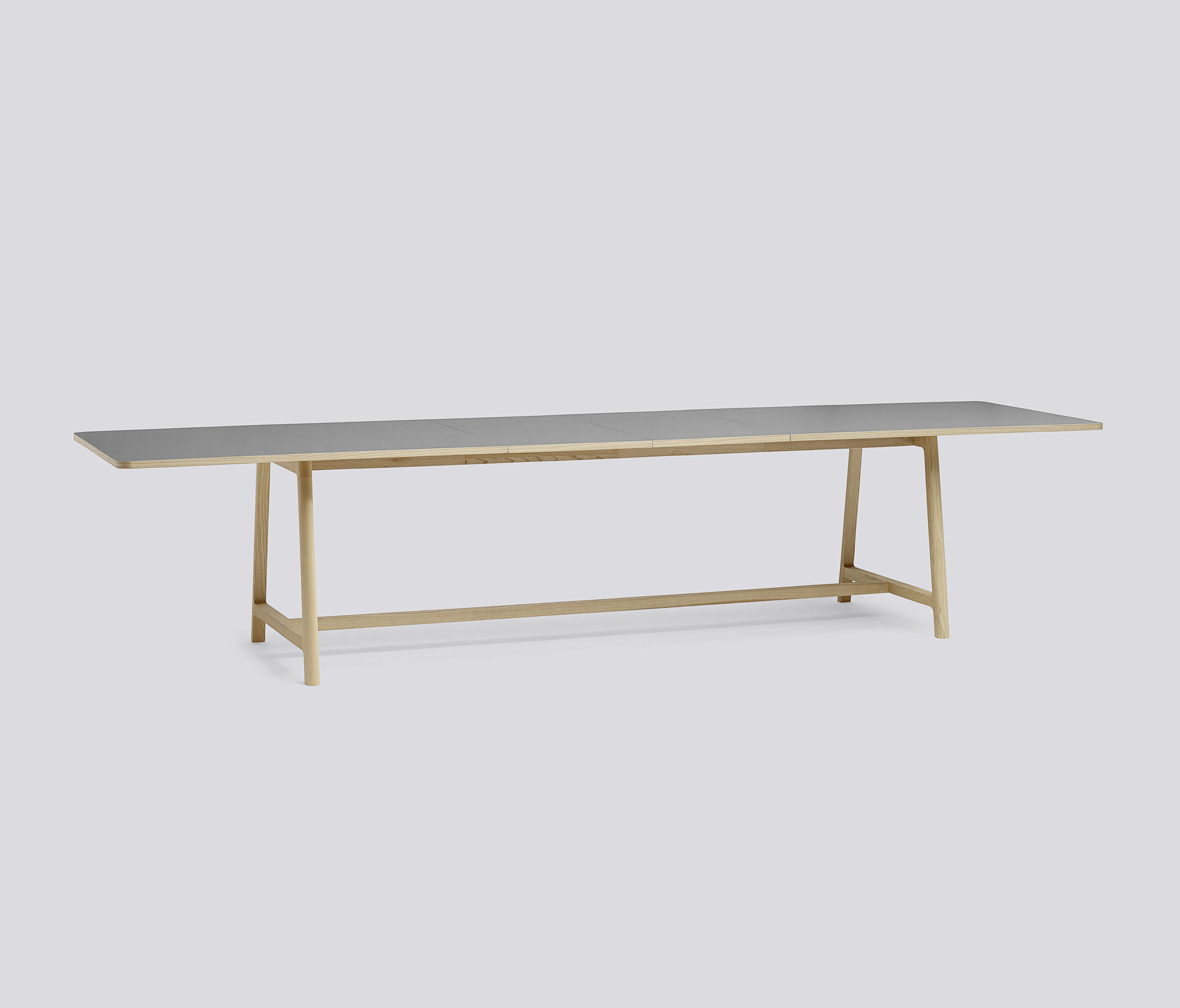 FRAME TABLE EXTENDABLE - Dining tables from Hay | Architonic
