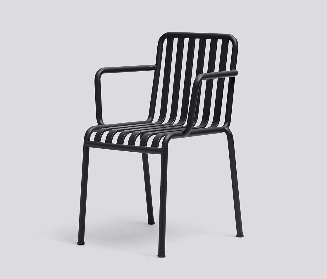 pallissade armchair canteen chairs from hay architonic. Black Bedroom Furniture Sets. Home Design Ideas