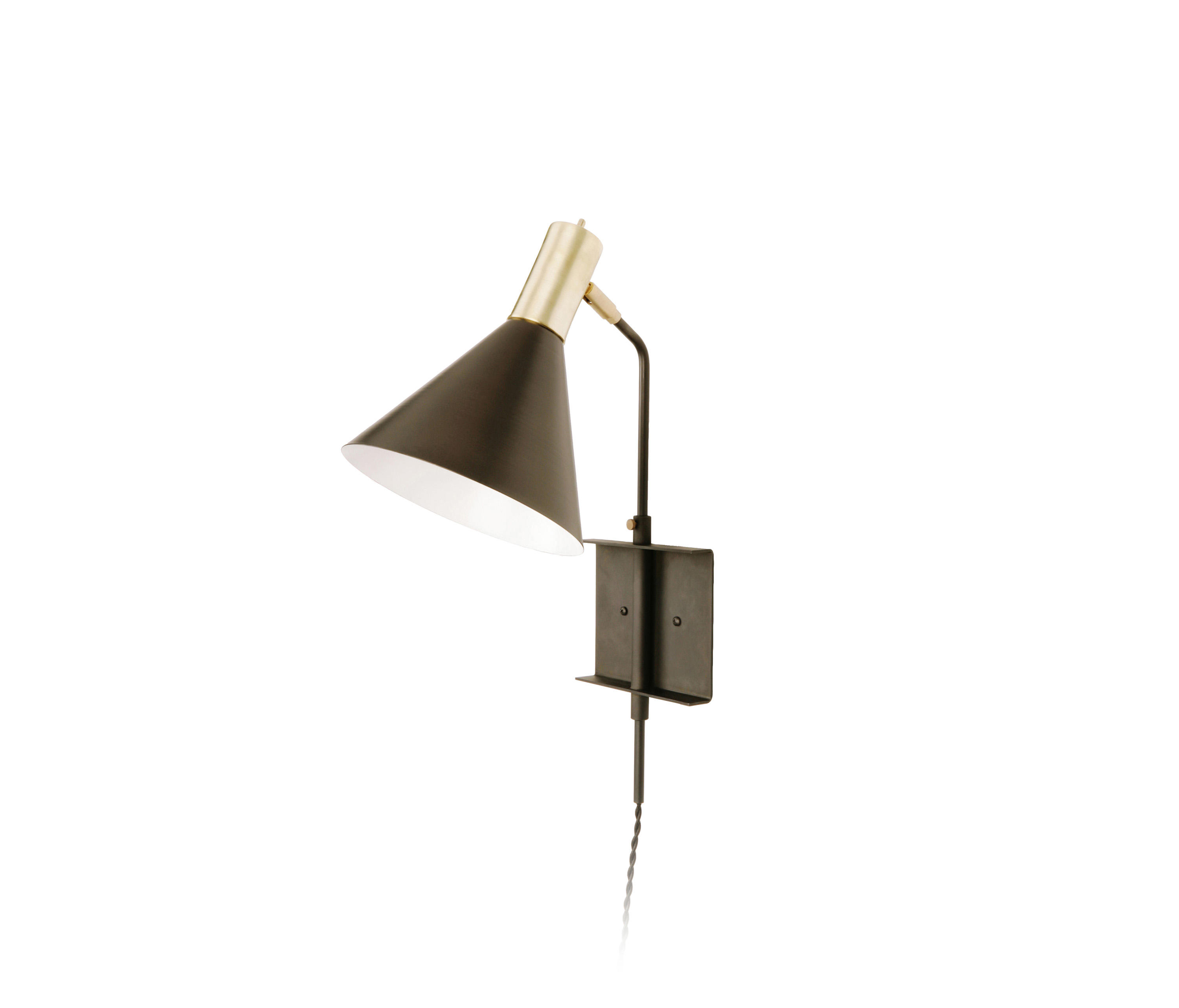 Torch sconce wall lights from atelier de troupe architonic