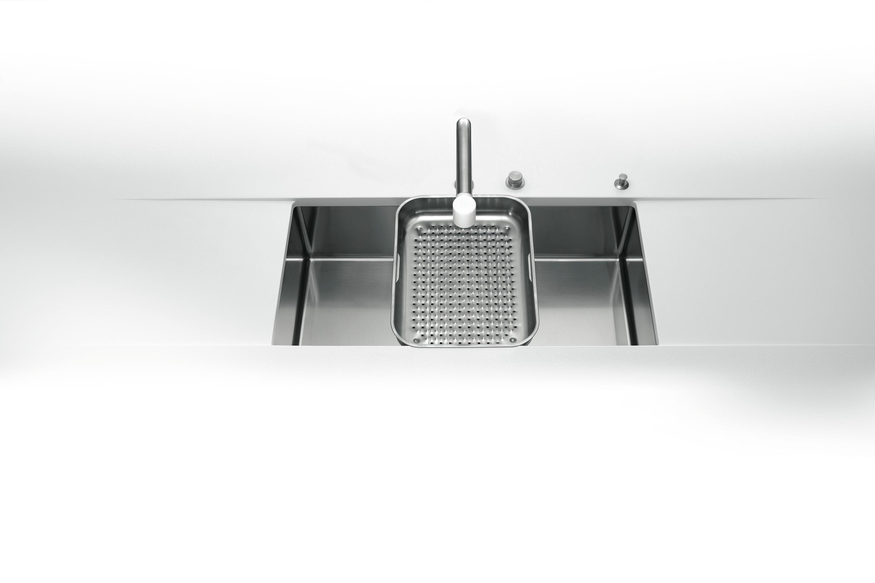 sp len k chensp lbecken von alpes inox architonic. Black Bedroom Furniture Sets. Home Design Ideas