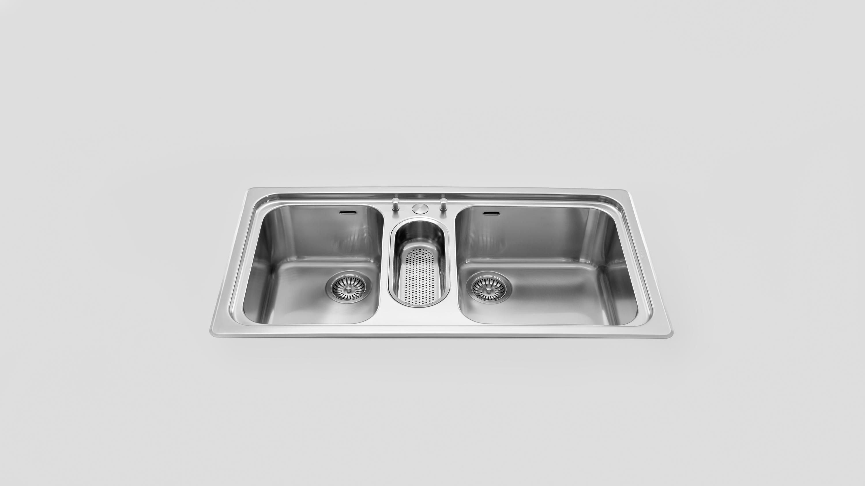 SINKS - Kitchen sinks from ALPES-INOX | Architonic