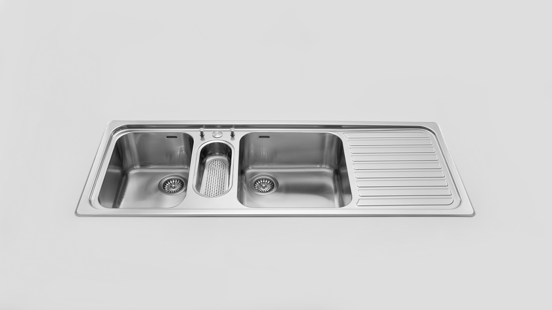Sinks - Kitchen sinks by ALPES-INOX Architonic