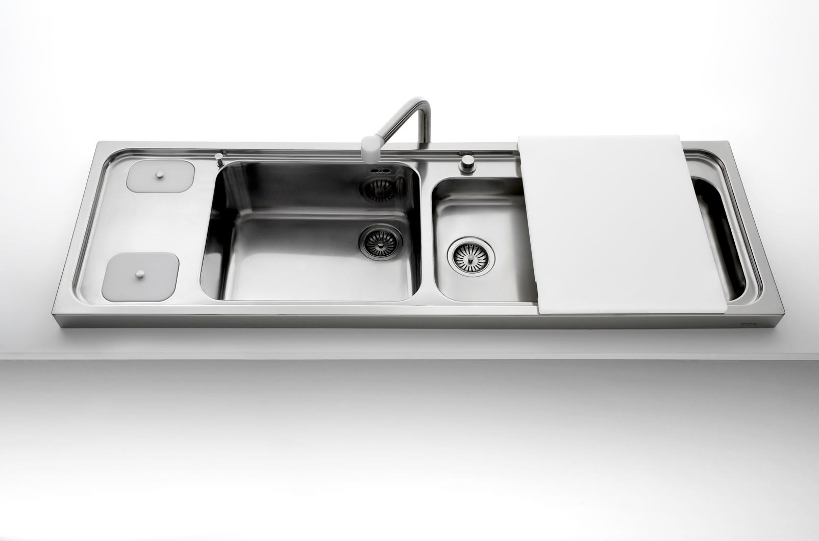 Sinks - Kitchen organization by ALPES-INOX Architonic